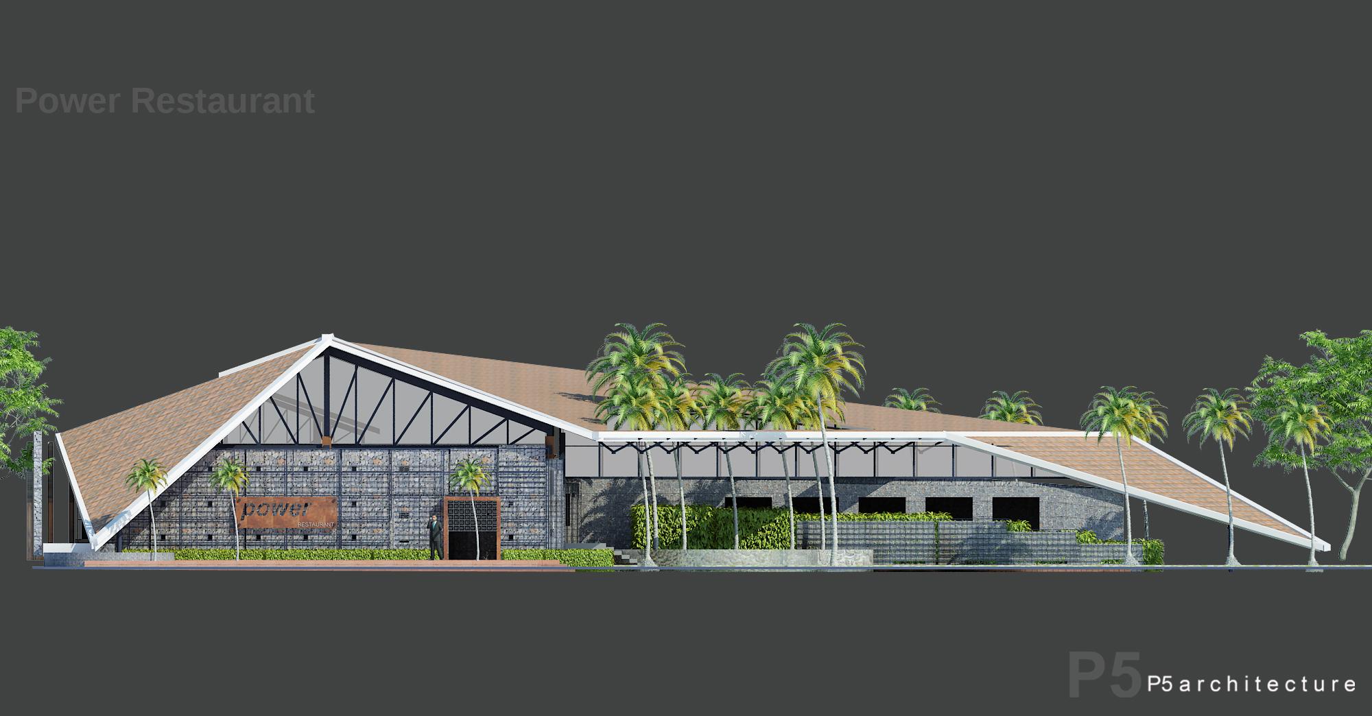thiết kế Nhà Hàng tại Bắc Ninh POWER Restaurant 2 1563122784