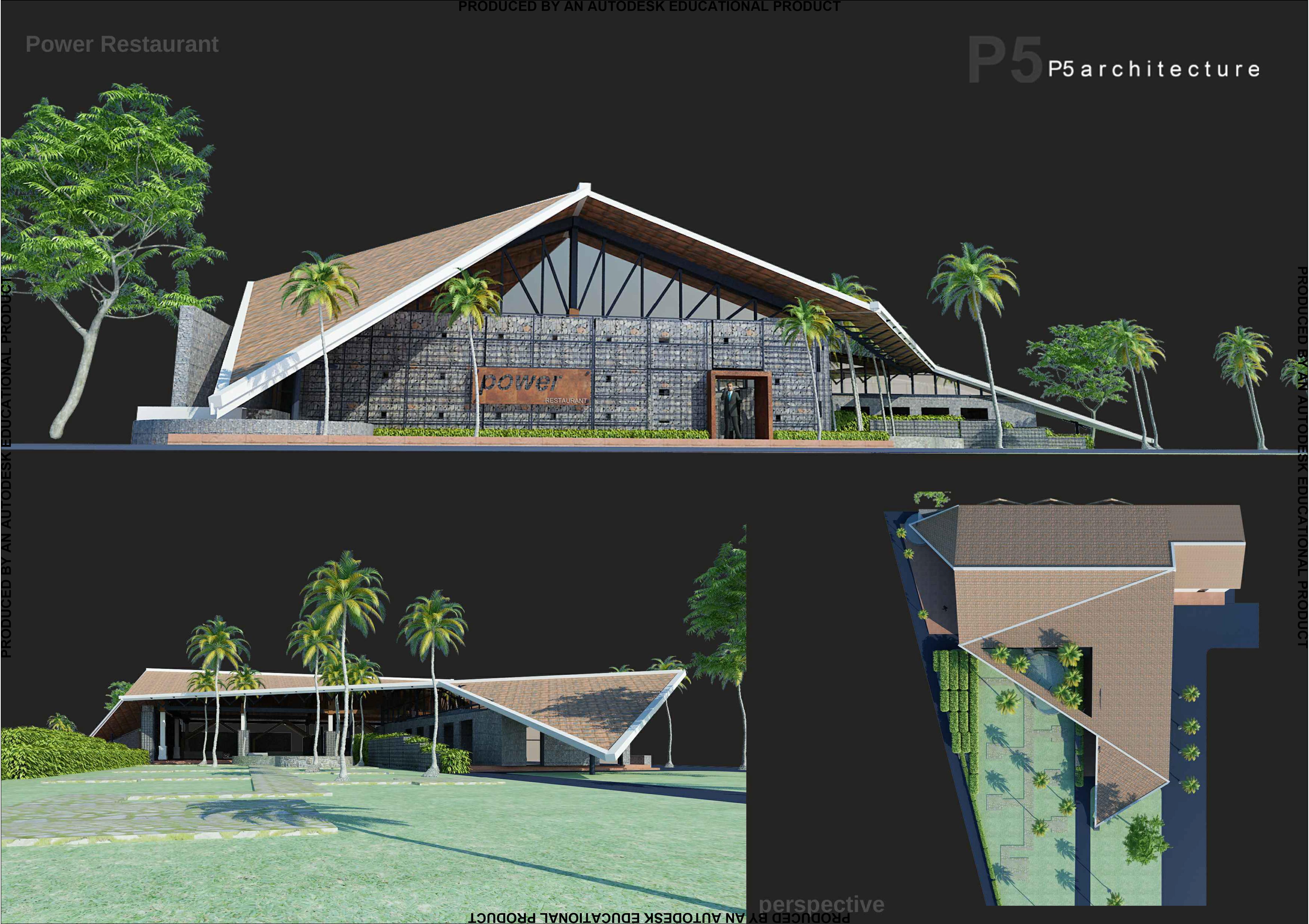 thiết kế Nhà Hàng tại Bắc Ninh POWER Restaurant 4 1563122794