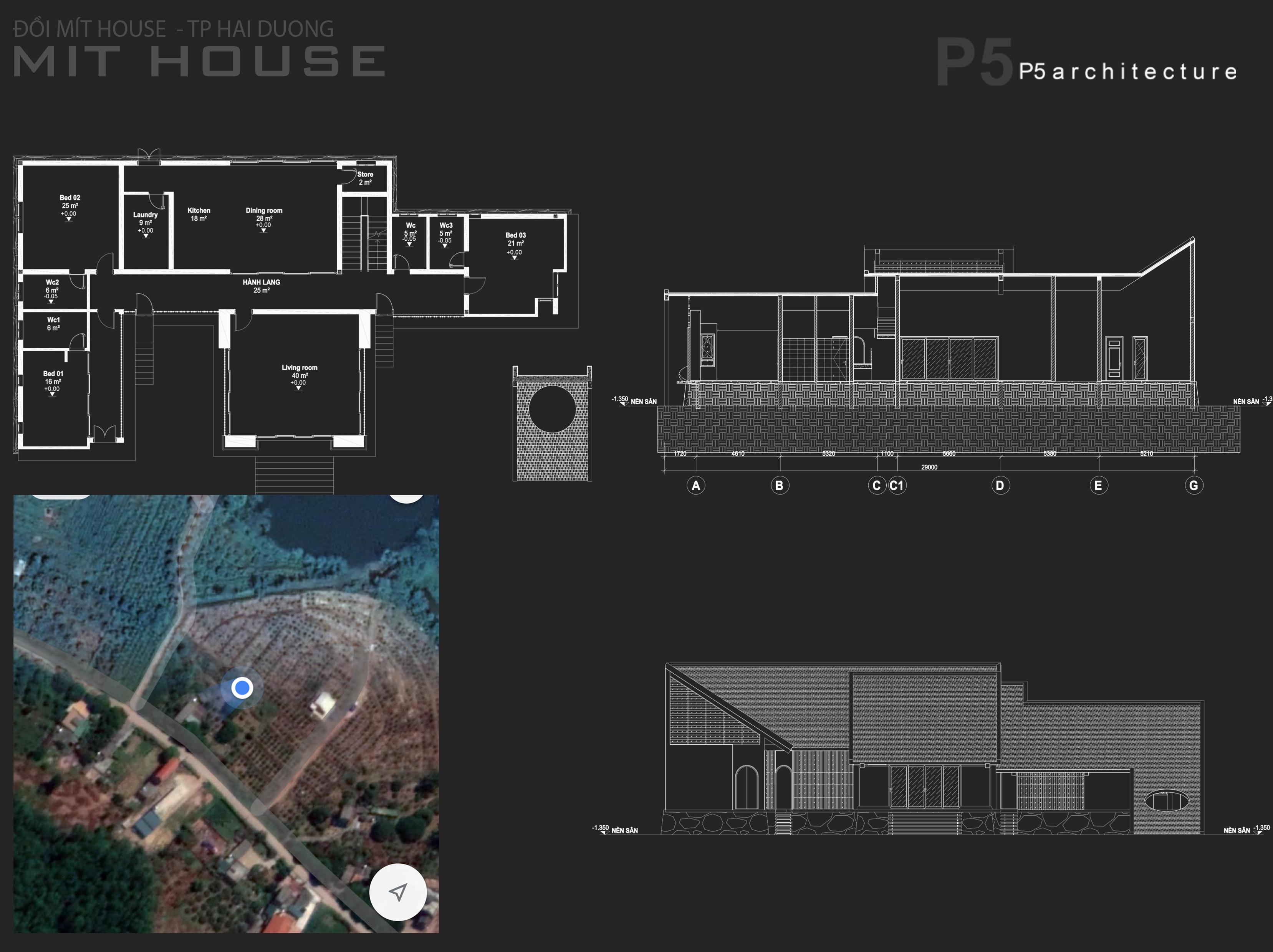 Thiết kế Nhà tại Hải Dương MIT HOUSE 1592840189 2