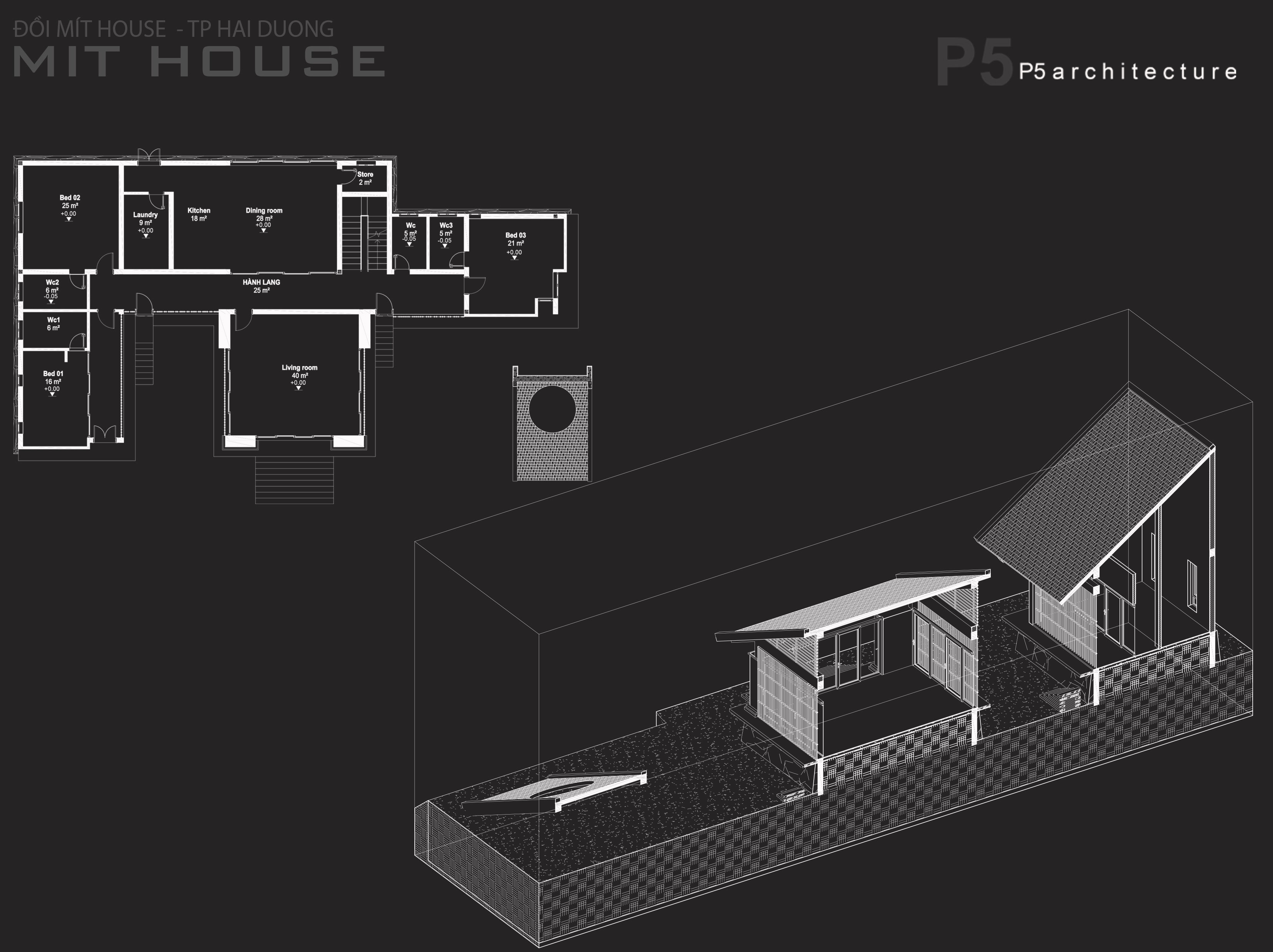 Thiết kế Nhà tại Hải Dương MIT HOUSE 1592840191 1
