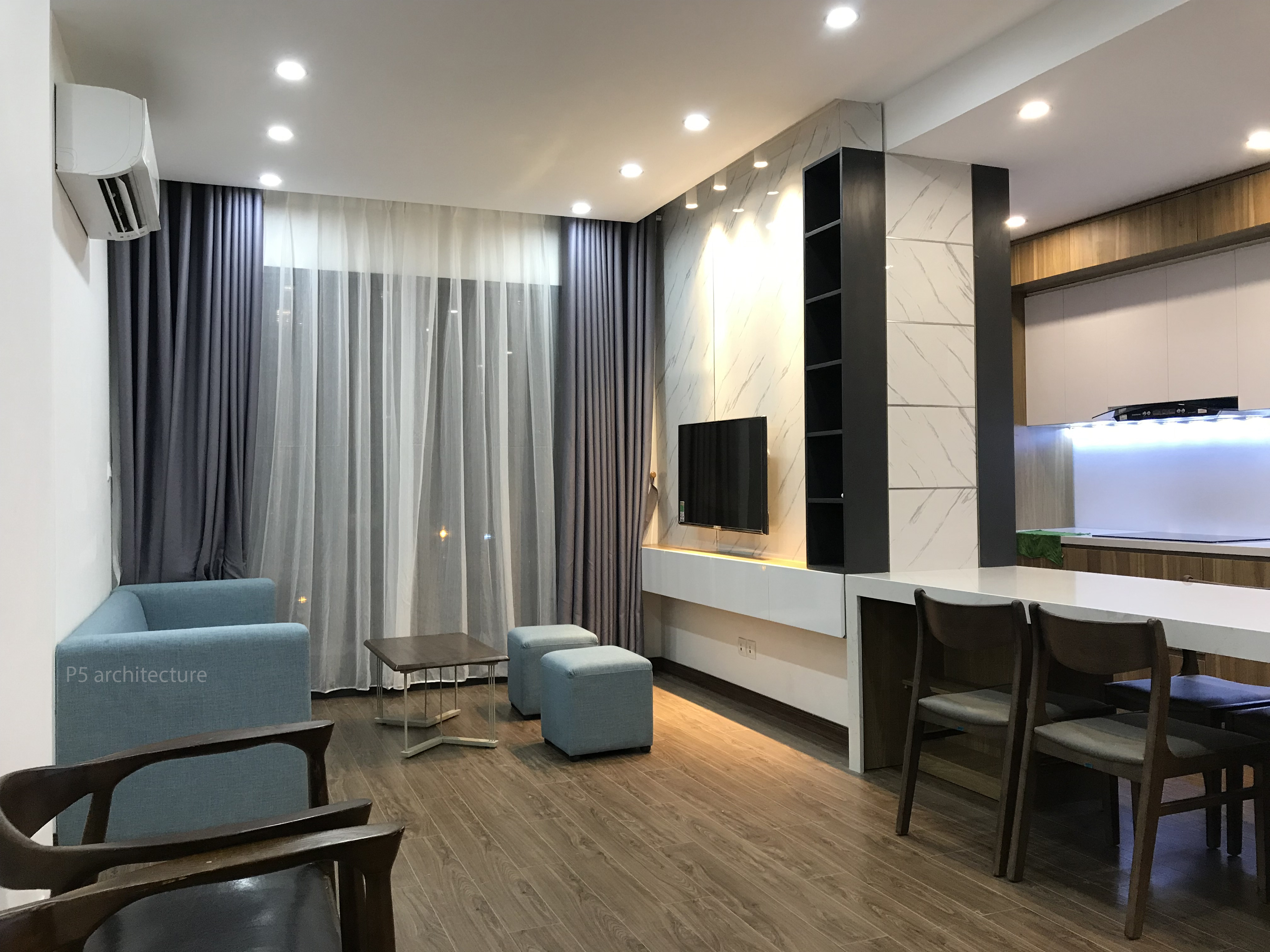 thiết kế nội thất chung cư tại Hà Nội Nội thất D'Capitale 0 1562756697