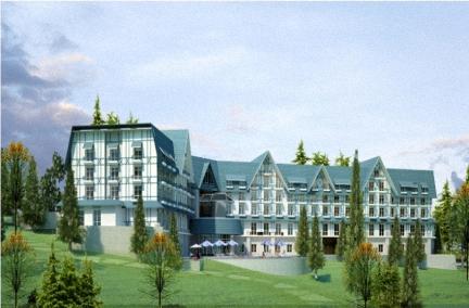 Thiết kế nội thất Chung Cư tại Hà Nội Golf Hotel 1588776117 0