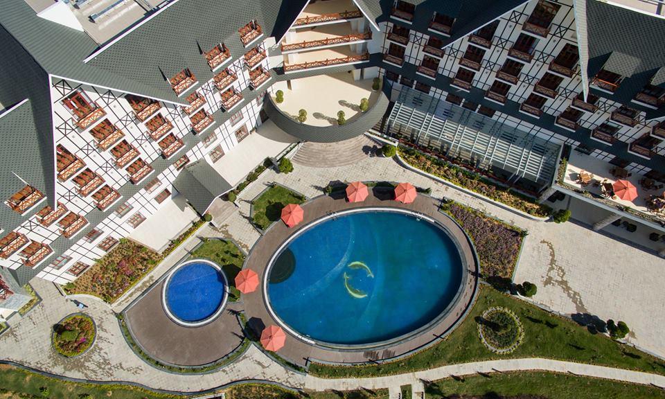 Thiết kế nội thất Chung Cư tại Hà Nội Golf Hotel 1588776117 5