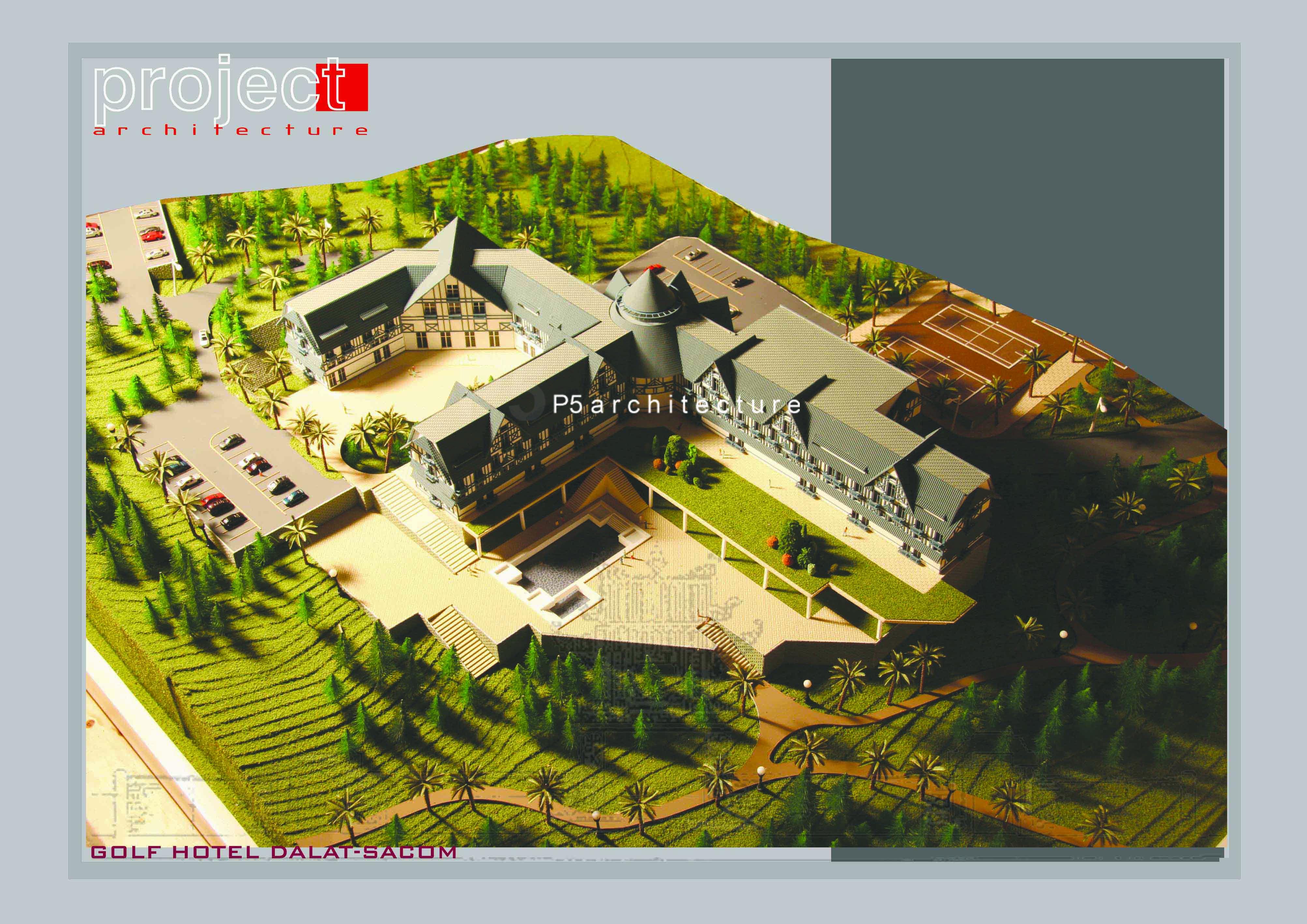 Thiết kế nội thất Chung Cư tại Hà Nội Golf Hotel 1588776119 10