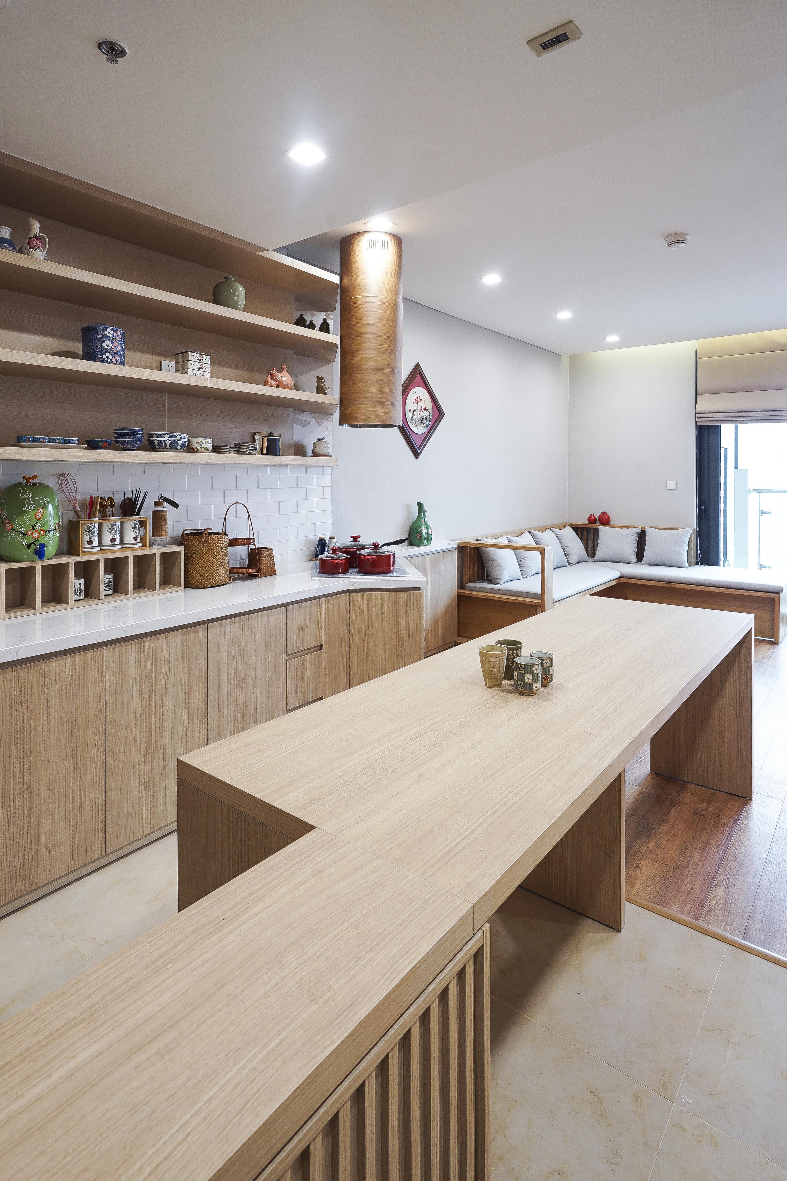 Thiết kế nội thất Chung Cư tại Hà Nội THE LEGEND -APARTMENT 1588604237 4