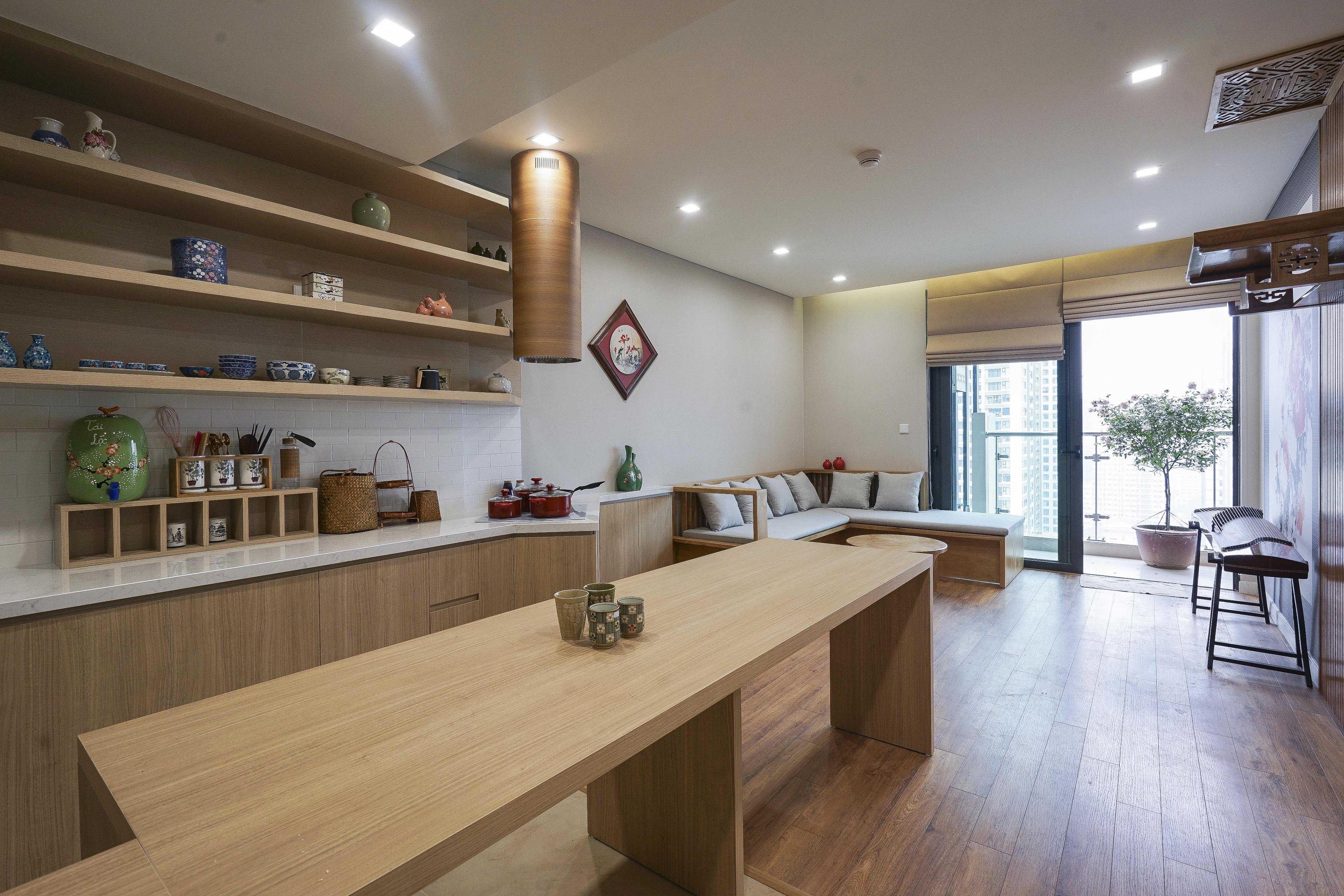 Thiết kế nội thất Chung Cư tại Hà Nội THE LEGEND -APARTMENT 1588604251 5
