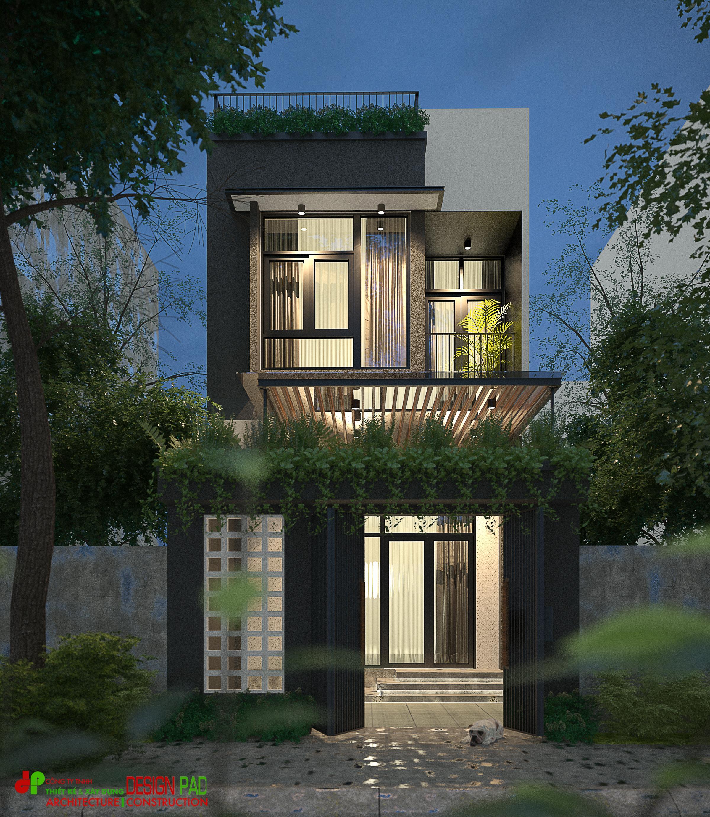 Thiết kế Nhà Mặt Phố tại Hồ Chí Minh Thủ Đức's House 1600102094 3