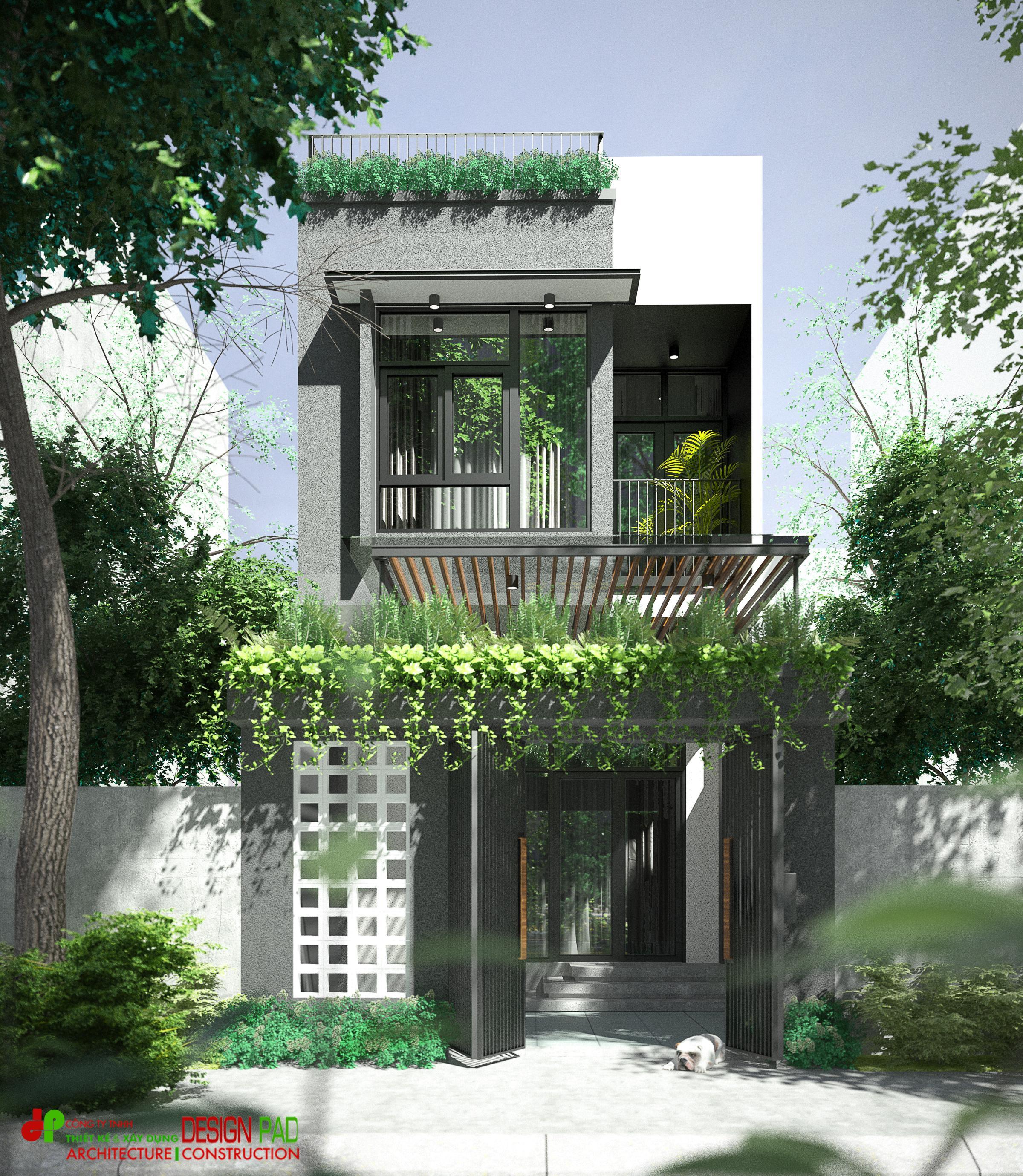 Thiết kế Nhà Mặt Phố tại Hồ Chí Minh Thủ Đức's House 1600102132 0