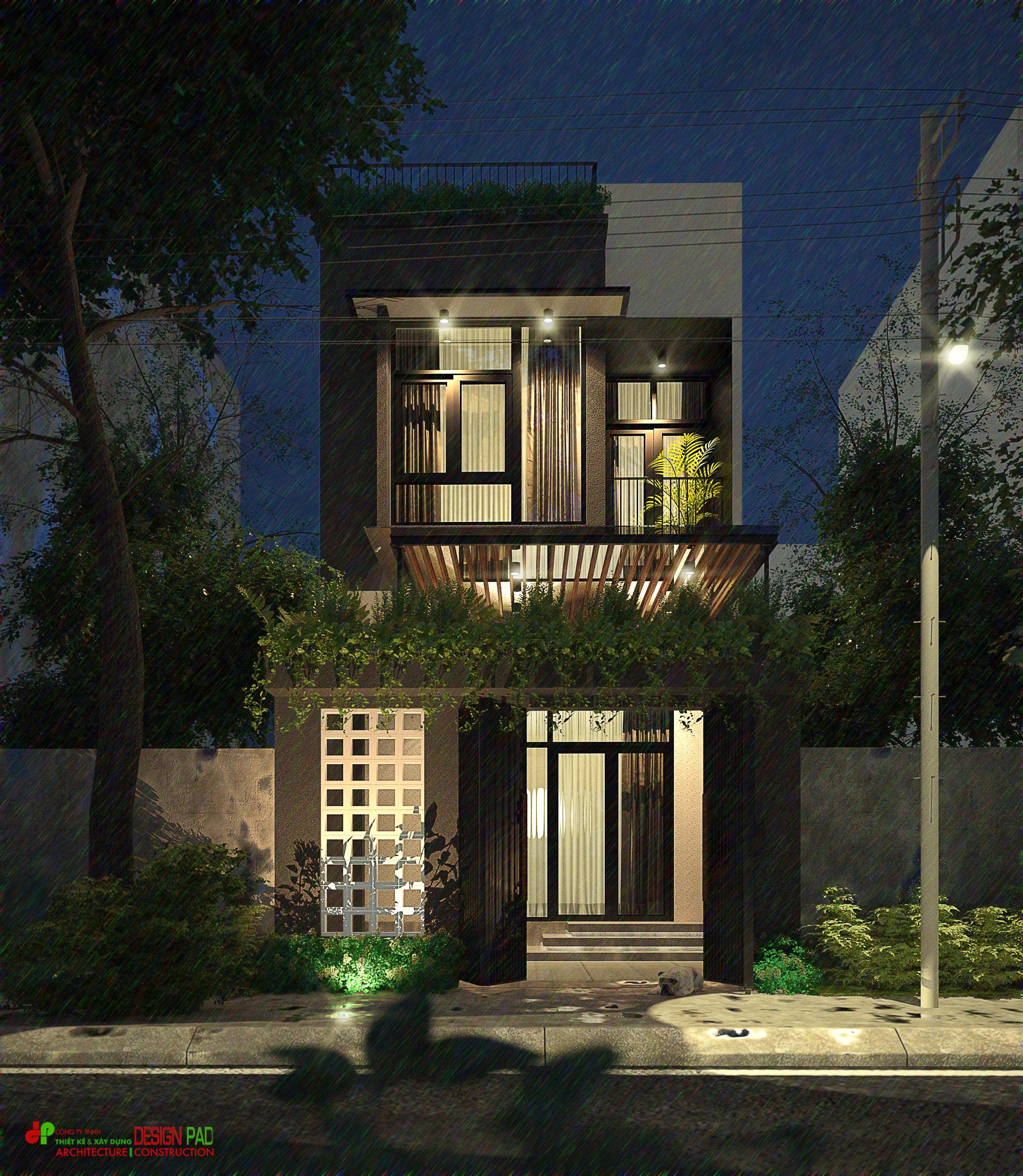 Thiết kế Nhà Mặt Phố tại Hồ Chí Minh Thủ Đức's House 1600102196 4