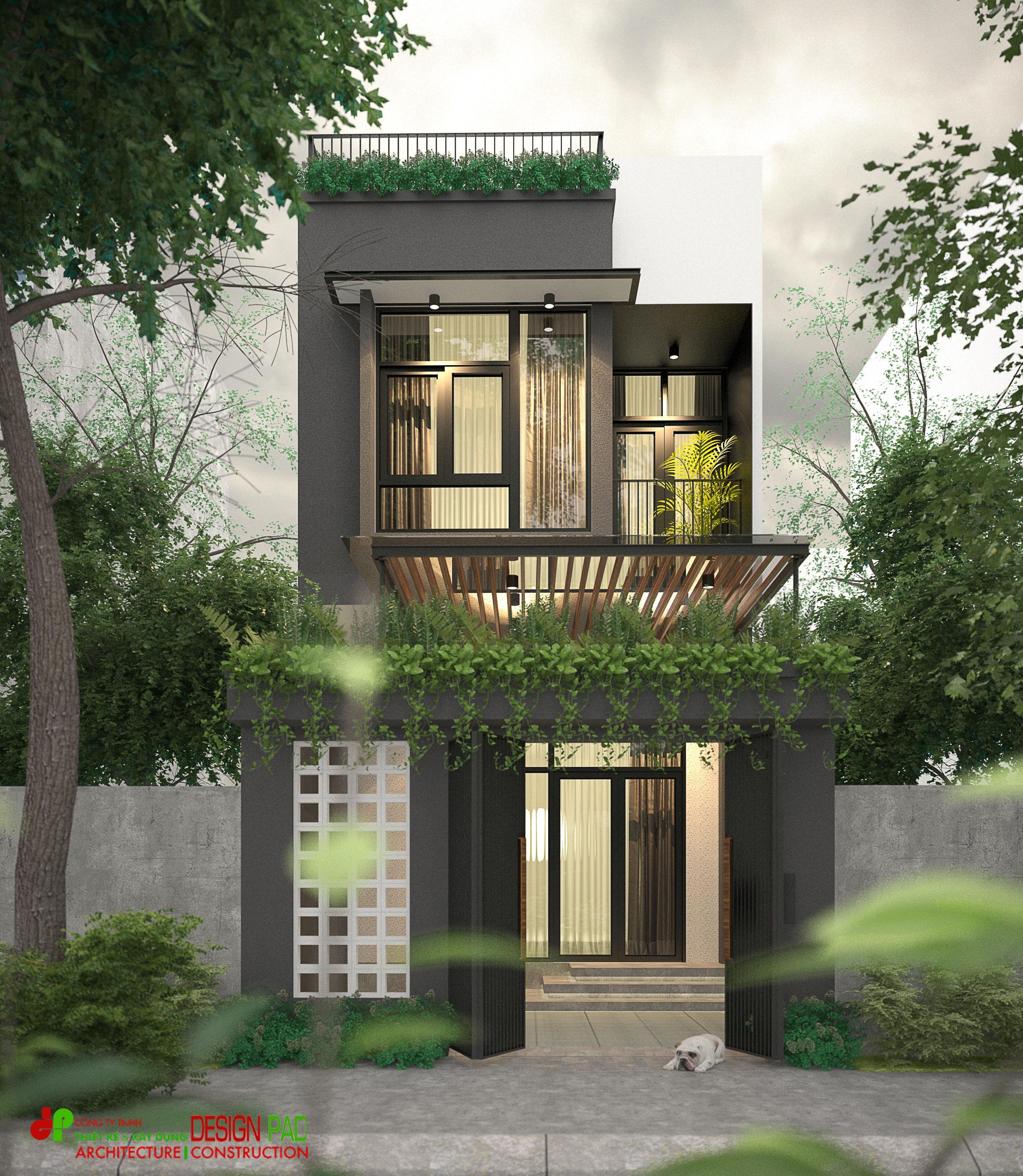 Thiết kế Nhà Mặt Phố tại Hồ Chí Minh Thủ Đức's House 1600102212 2
