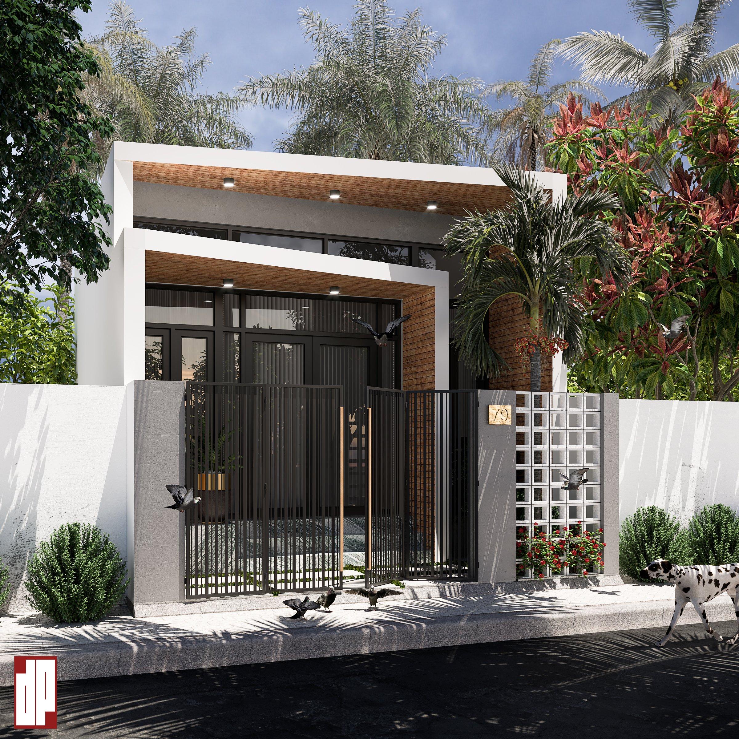 Thiết kế Nhà tại Bình Định NHÀ CẤP 4_HUYỆN TUY PHƯỚC_TÌNH BÌNH ĐỊNH 1628666802 1