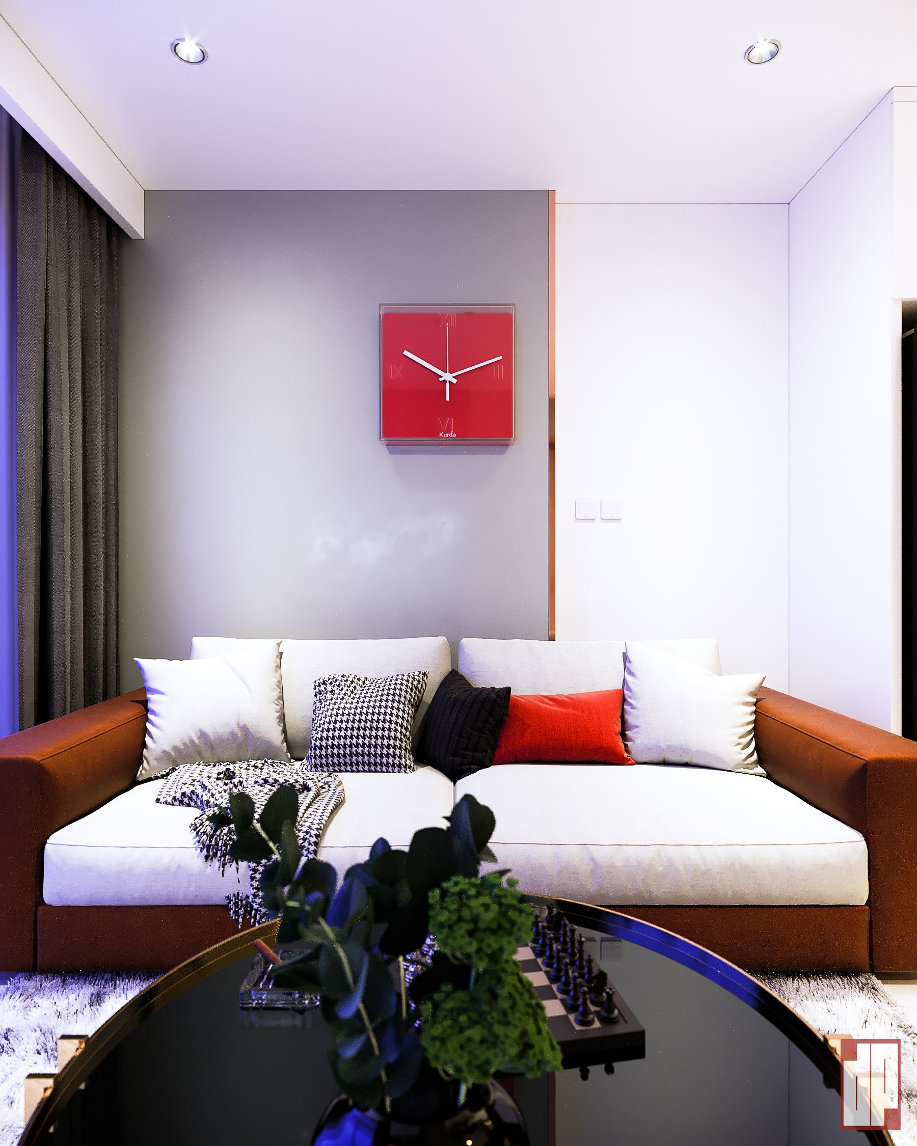 Thiết kế nội thất Chung Cư tại Hồ Chí Minh CHUNG CU VINHOME CENTRAL PARK-Q9 1630423857 3