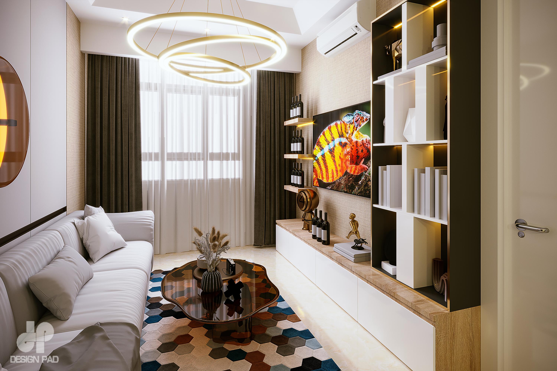 Thiết kế nội thất Chung Cư tại Hồ Chí Minh Nội Thất Sunview Town-Mr. Phương 1617876115 1