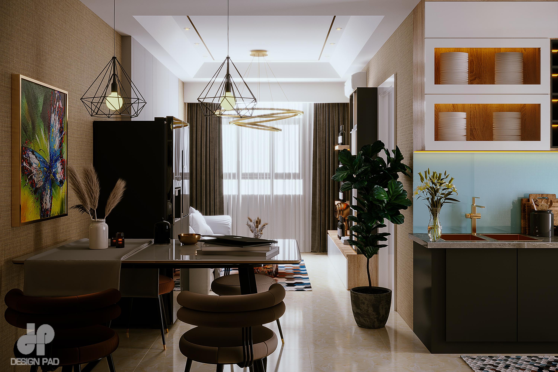 Thiết kế nội thất Chung Cư tại Hồ Chí Minh Nội Thất Sunview Town-Mr. Phương 1617876115 2