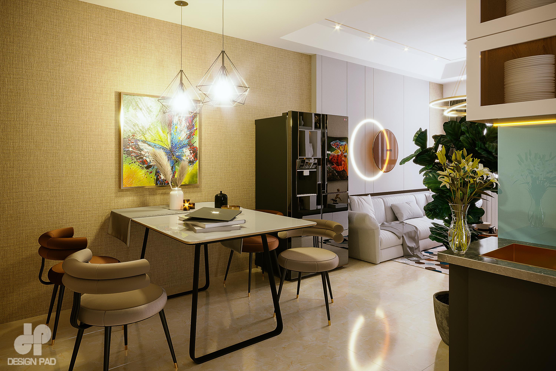 Thiết kế nội thất Chung Cư tại Hồ Chí Minh Nội Thất Sunview Town-Mr. Phương 1617876118 7