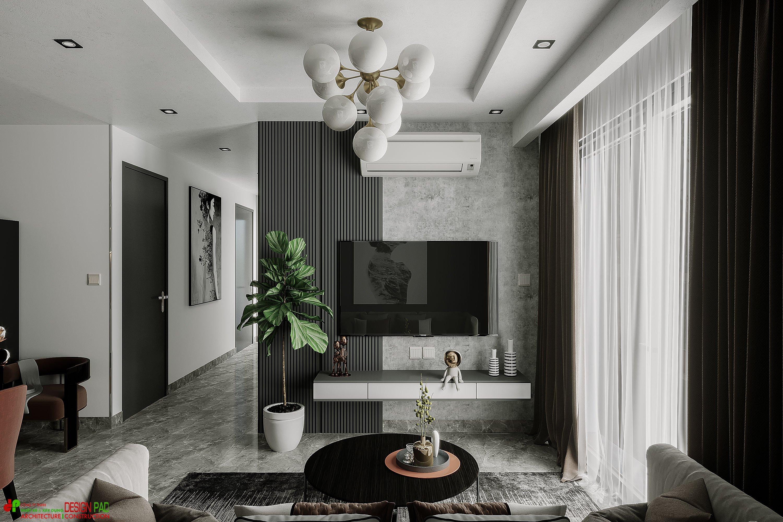 Thiết kế nội thất Chung Cư tại Hồ Chí Minh Vinhome Grand Park Apartment Project 1619407081 0