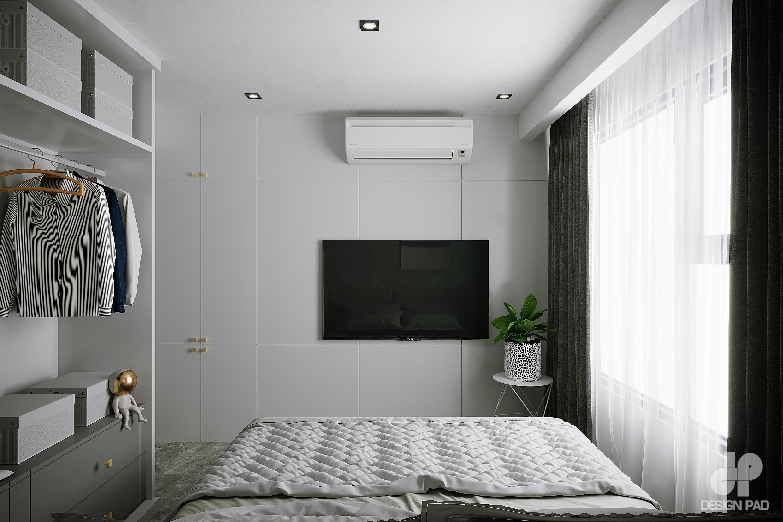 Thiết kế nội thất Chung Cư tại Hồ Chí Minh Vinhome Grand Park Apartment Project 1619407082 6