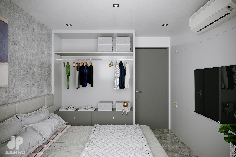 Thiết kế nội thất Chung Cư tại Hồ Chí Minh Vinhome Grand Park Apartment Project 1619407083 7
