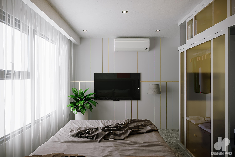 Thiết kế nội thất Chung Cư tại Hồ Chí Minh Vinhome Grand Park Apartment Project 1619407083 9