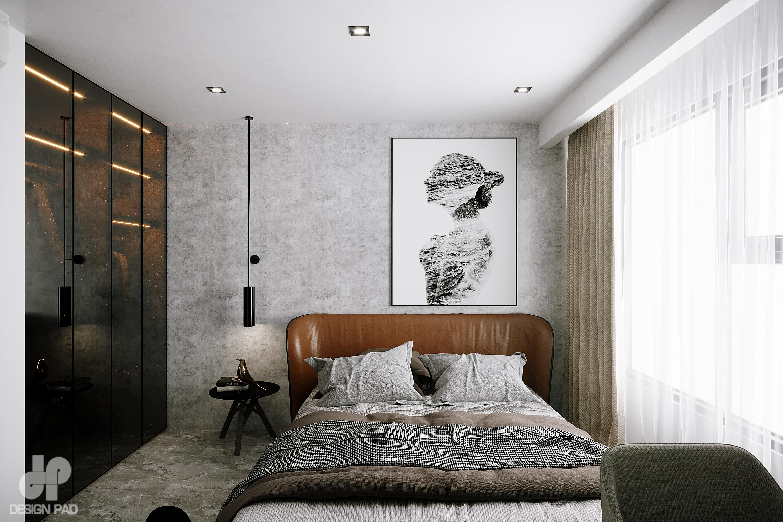 Thiết kế nội thất Chung Cư tại Hồ Chí Minh Vinhome Grand Park Apartment Project 1619407085 12