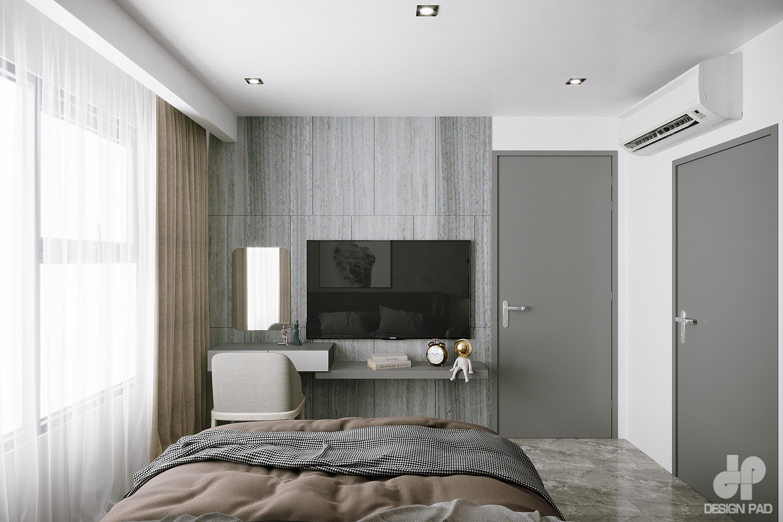 Thiết kế nội thất Chung Cư tại Hồ Chí Minh Vinhome Grand Park Apartment Project 1619407085 13