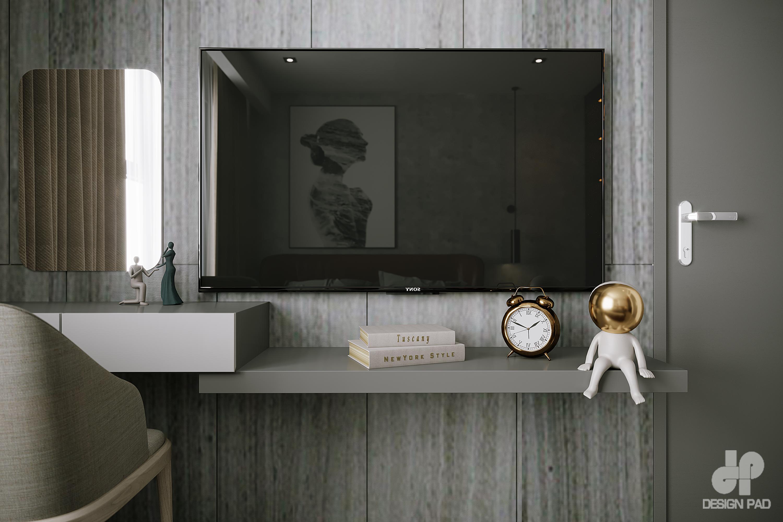 Thiết kế nội thất Chung Cư tại Hồ Chí Minh Vinhome Grand Park Apartment Project 1619407086 15