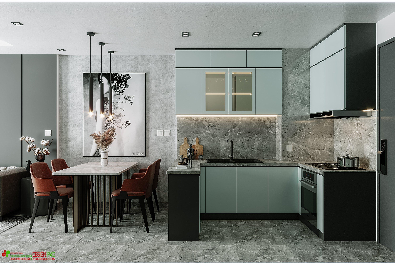 Thiết kế nội thất Chung Cư tại Hồ Chí Minh Vinhome Grand Park Apartment Project 1619407086 4