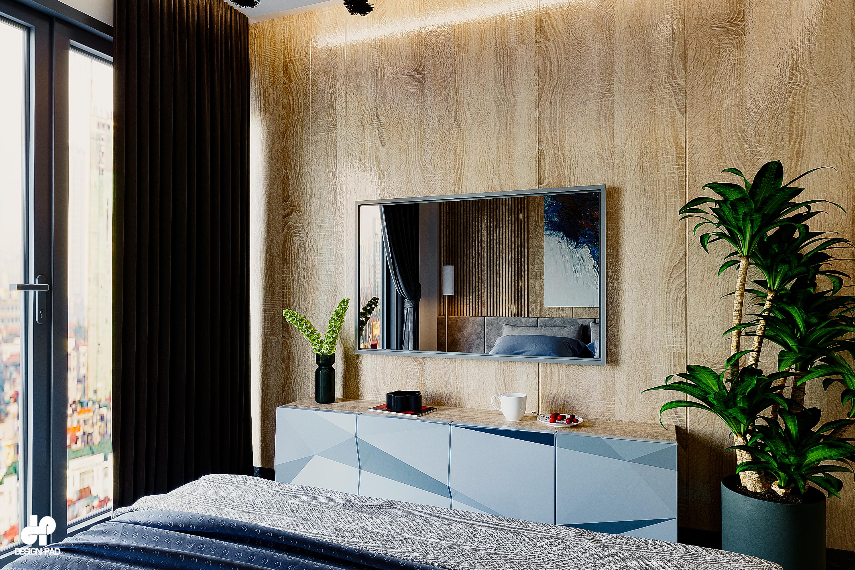 Thiết kế nội thất Nhà Mặt Phố tại Hồ Chí Minh BedRoom 1607090243 2