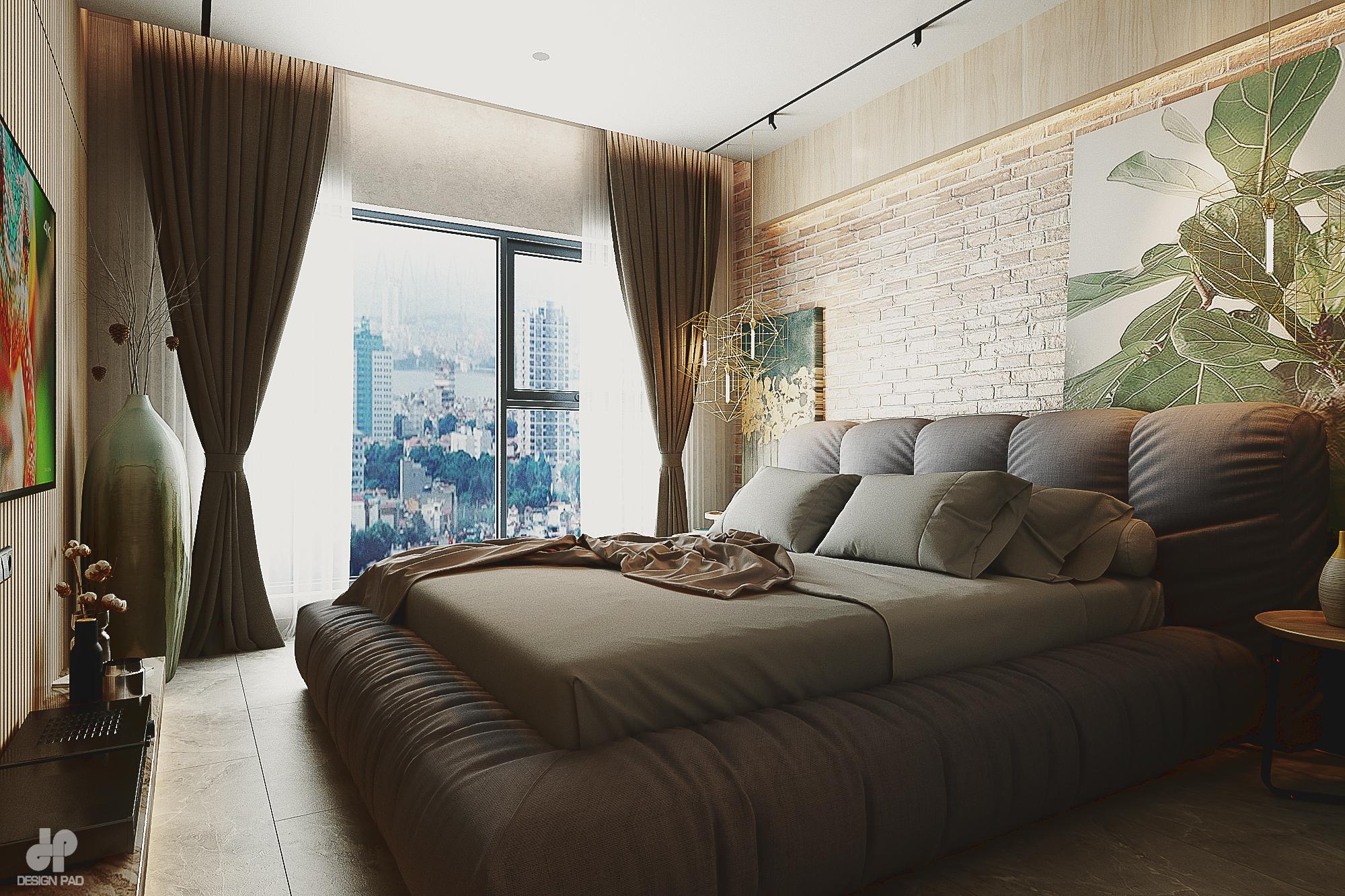 Thiết kế nội thất Nhà Mặt Phố tại Hồ Chí Minh BedRoom - Mr. Thọ 1605514239 1
