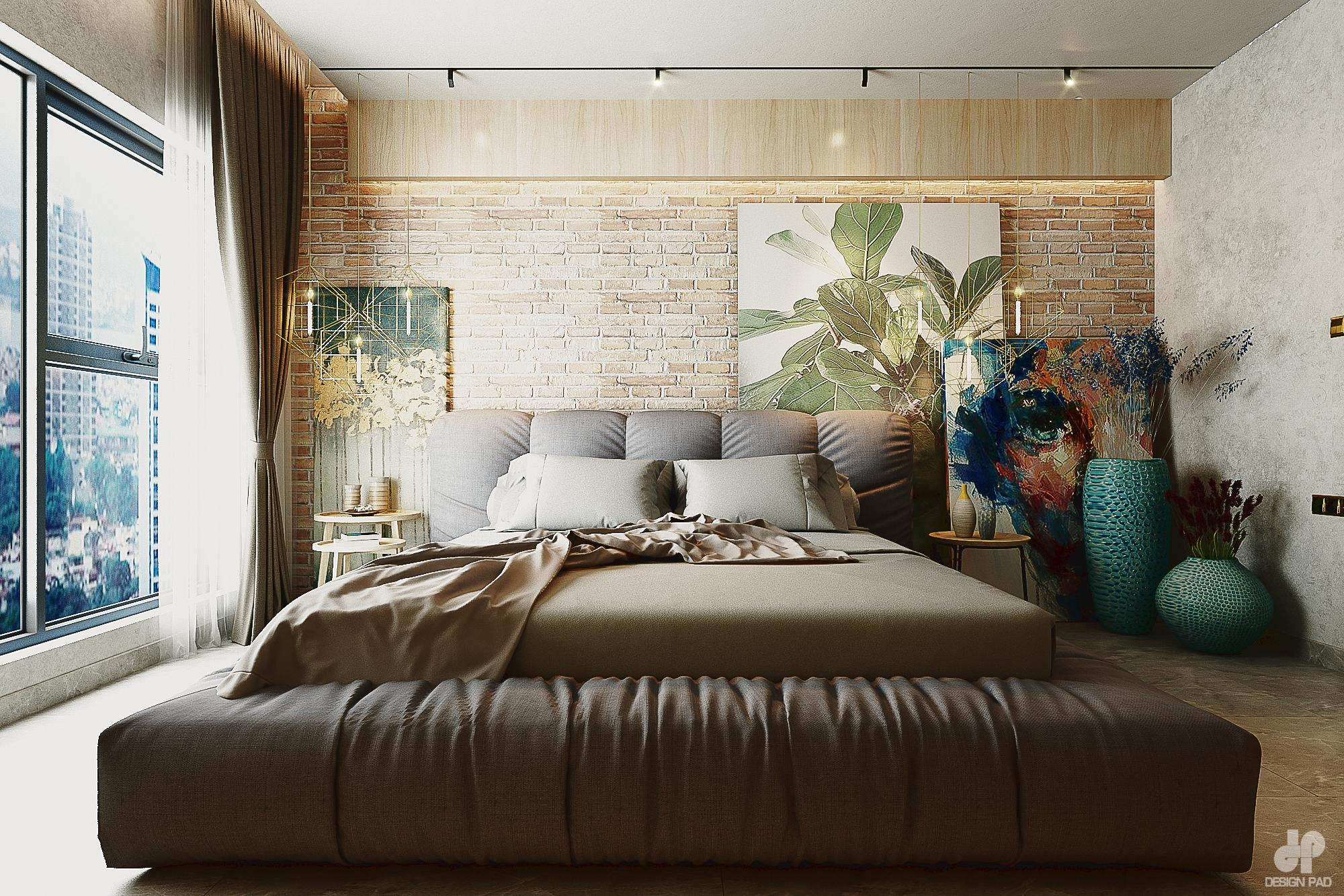 Thiết kế nội thất Nhà Mặt Phố tại Hồ Chí Minh BedRoom - Mr. Thọ 1605514239 2