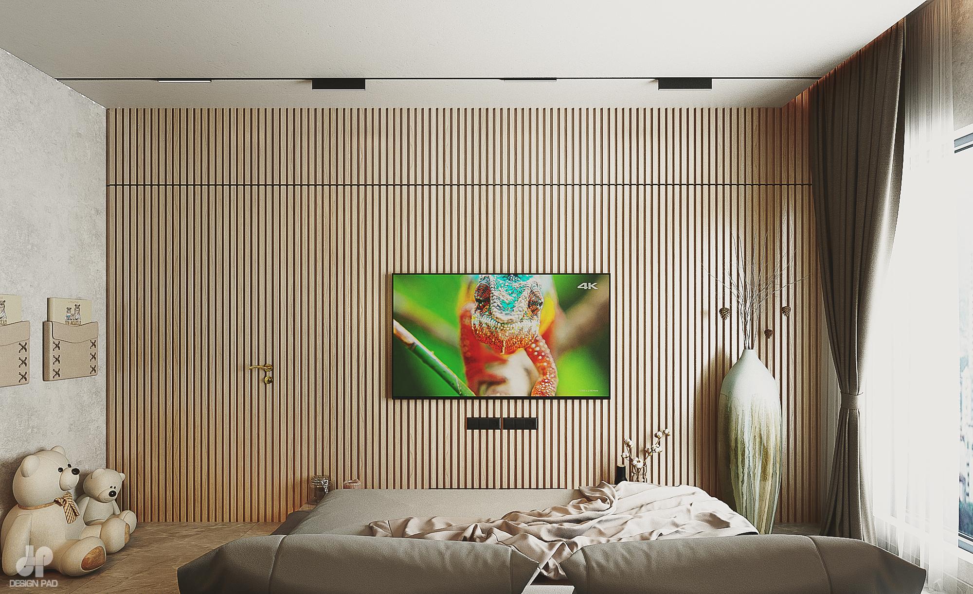 Thiết kế nội thất Nhà Mặt Phố tại Hồ Chí Minh BedRoom - Mr. Thọ 1605514240 4