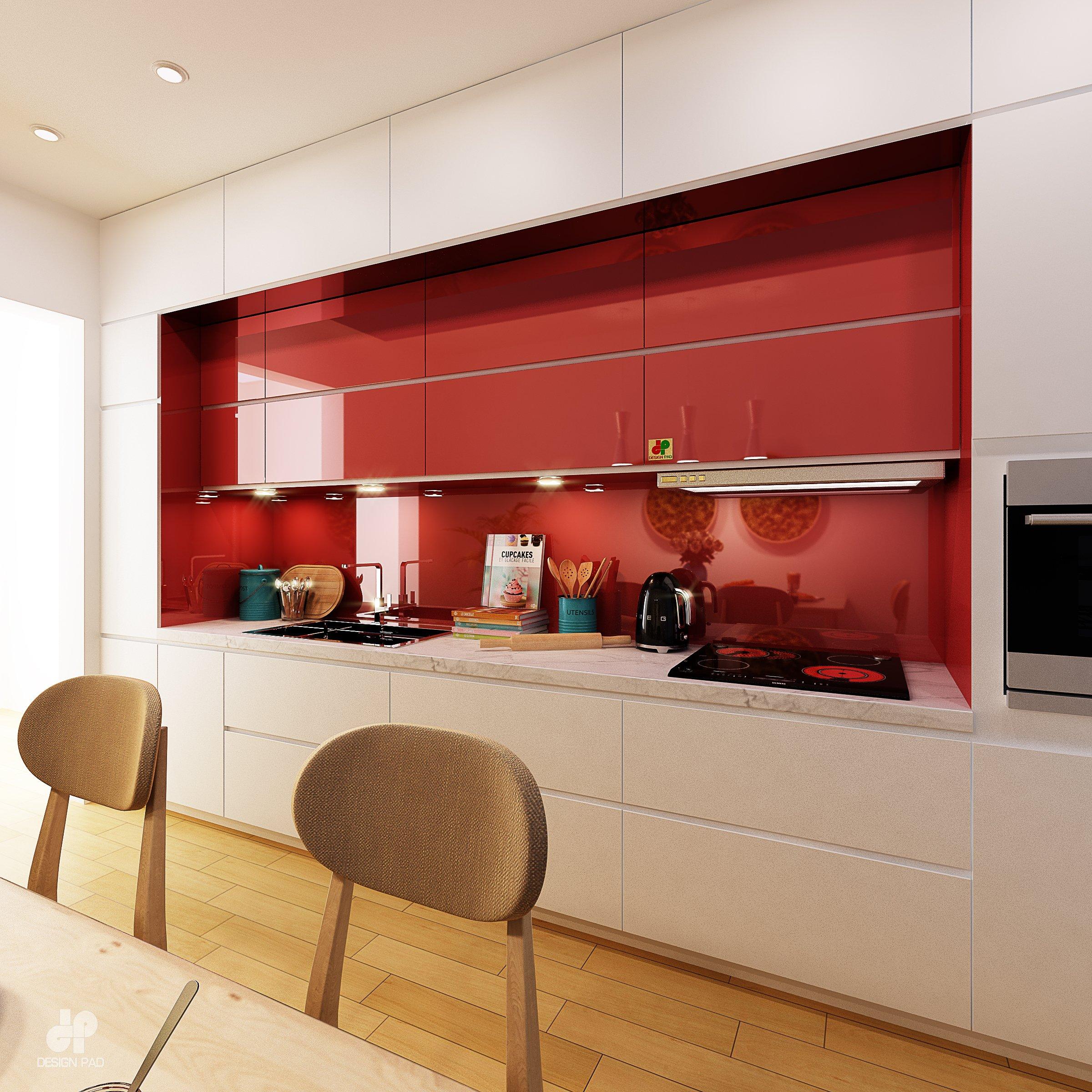 Thiết kế nội thất Nhà tại Hồ Chí Minh KITCHEN_ROOM 1630659228 0