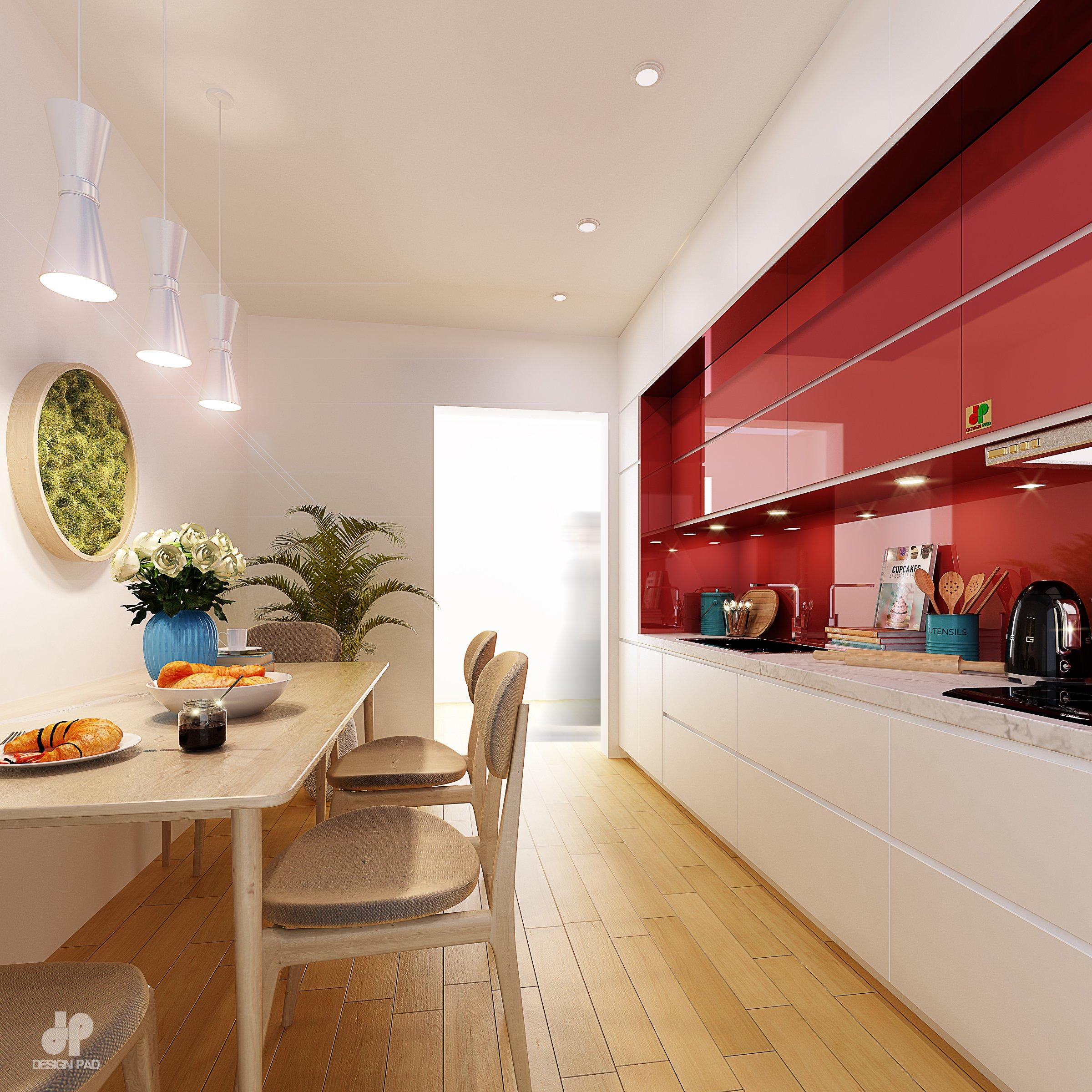 Thiết kế nội thất Nhà tại Hồ Chí Minh KITCHEN_ROOM 1630659228 1
