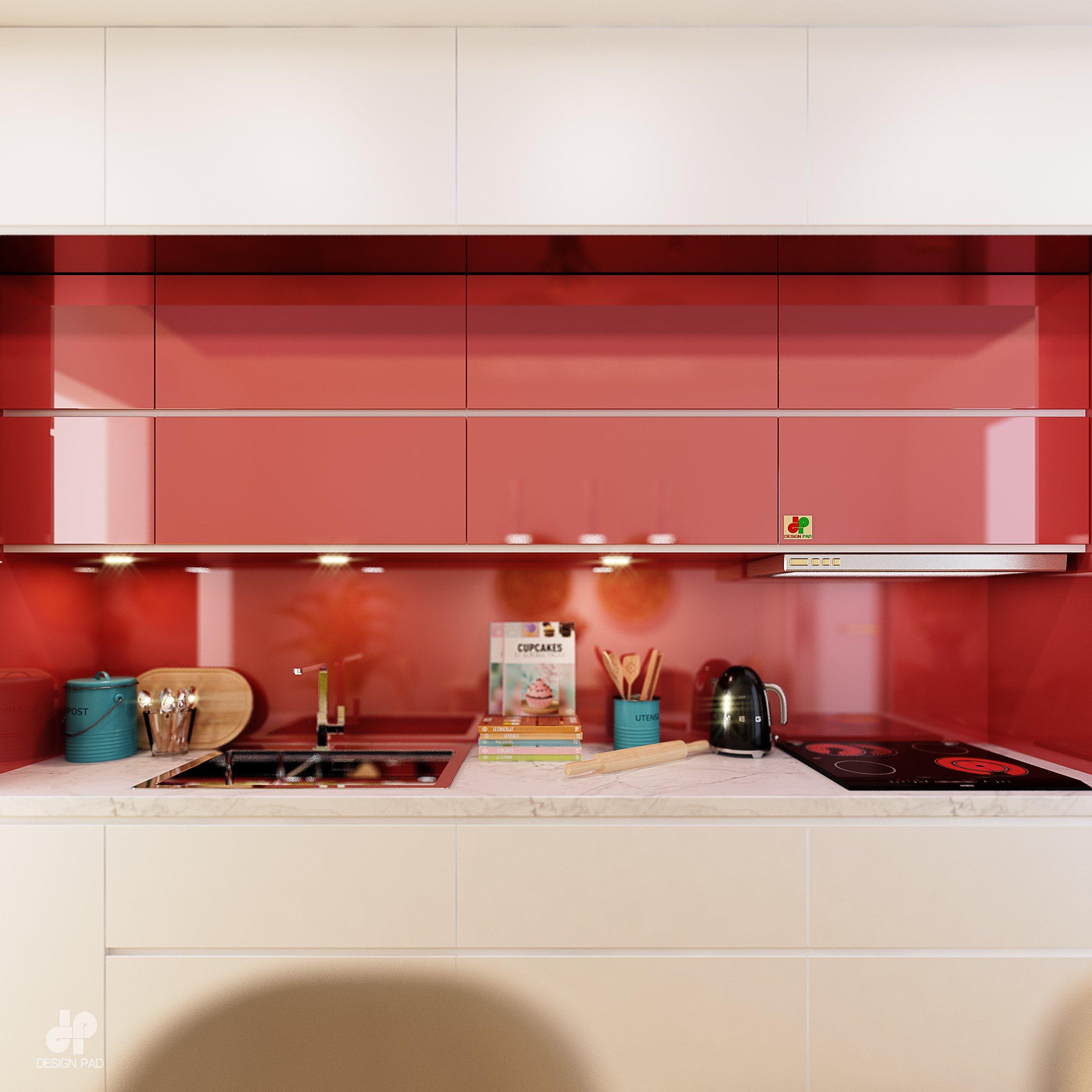 Thiết kế nội thất Nhà tại Hồ Chí Minh KITCHEN_ROOM 1630659228 2