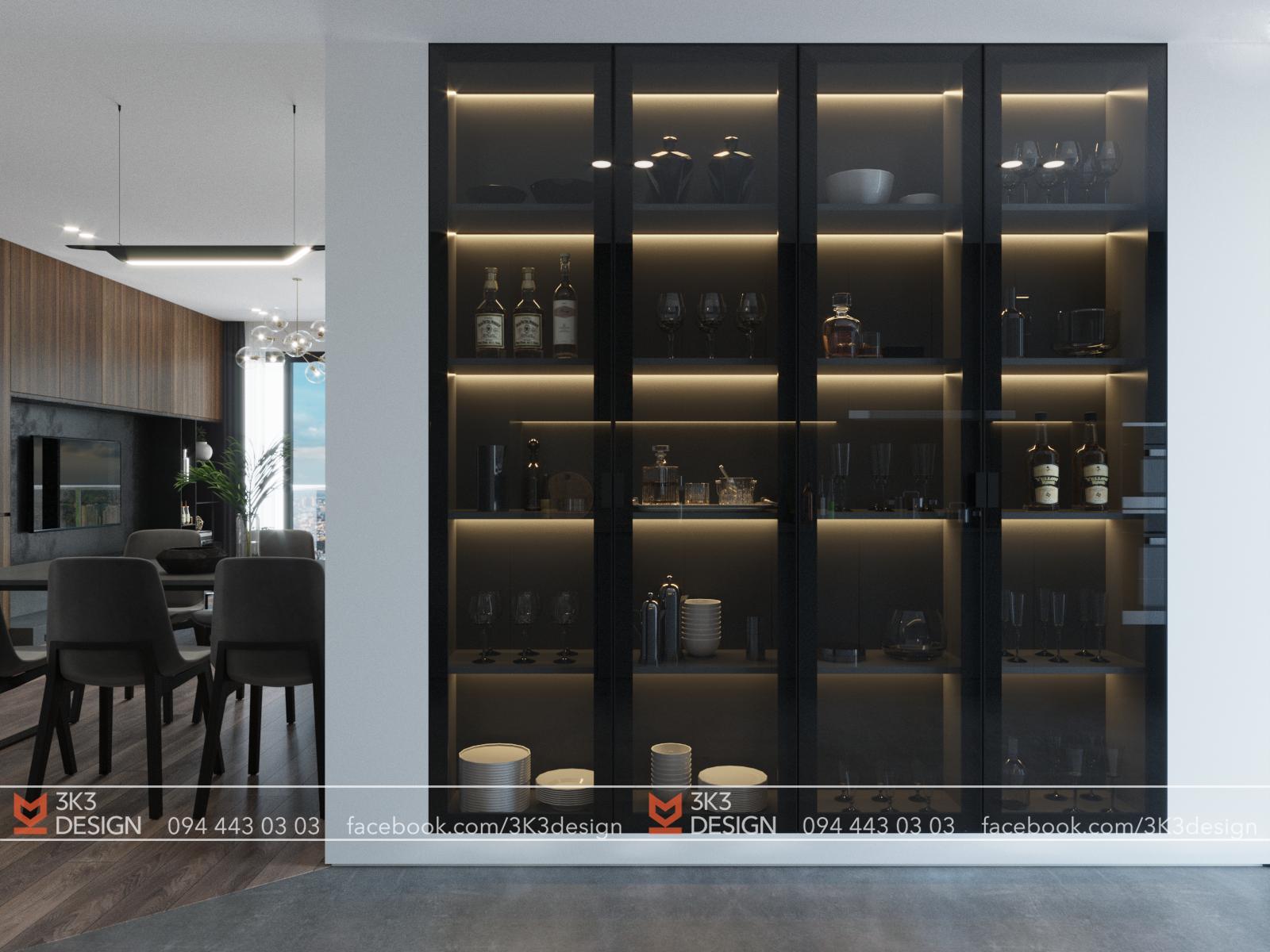 thiết kế nội thất chung cư tại Hà Nội VIMECO APARTMENT 10 1565080502