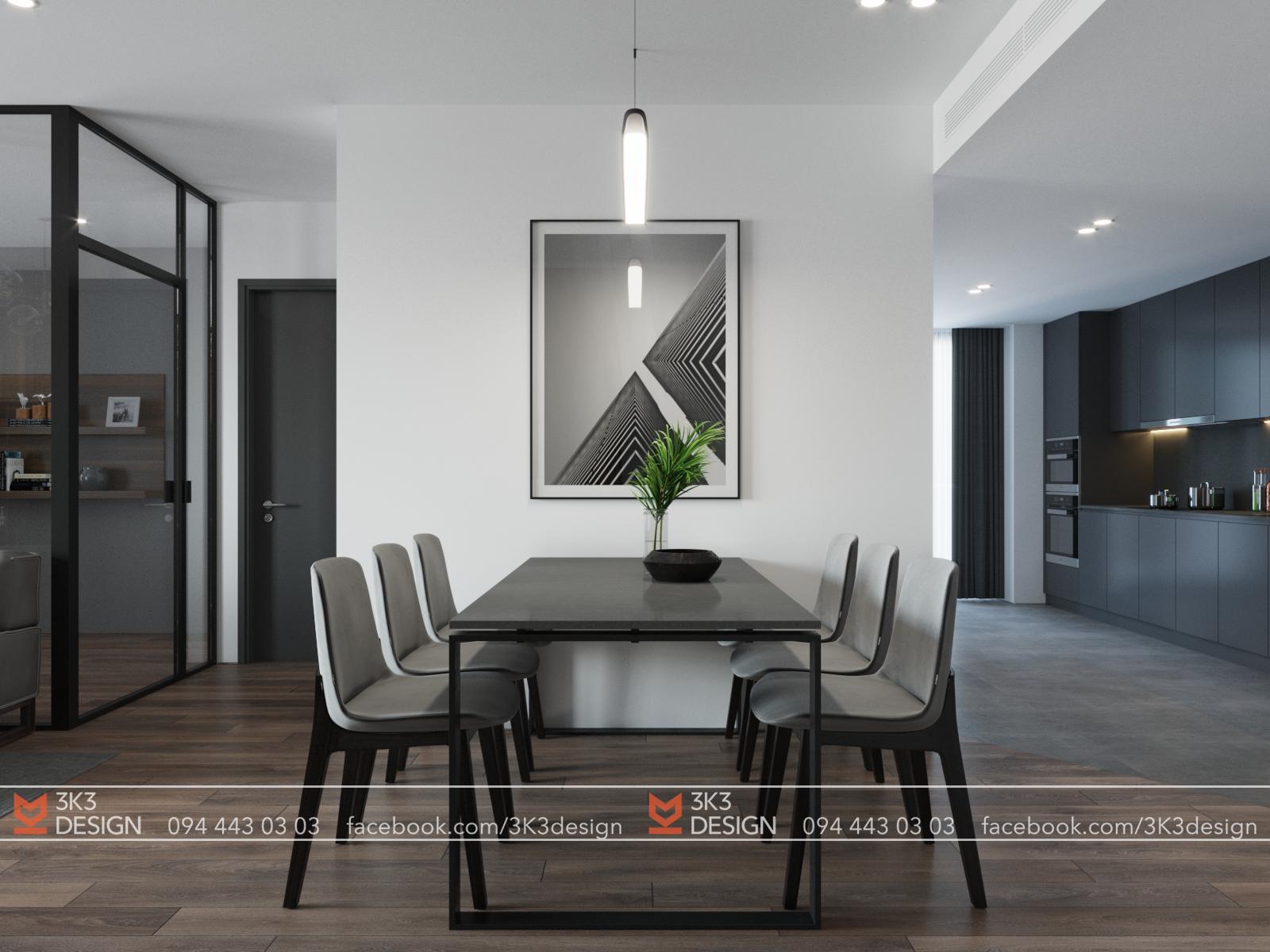 thiết kế nội thất chung cư tại Hà Nội VIMECO APARTMENT 11 1565080502