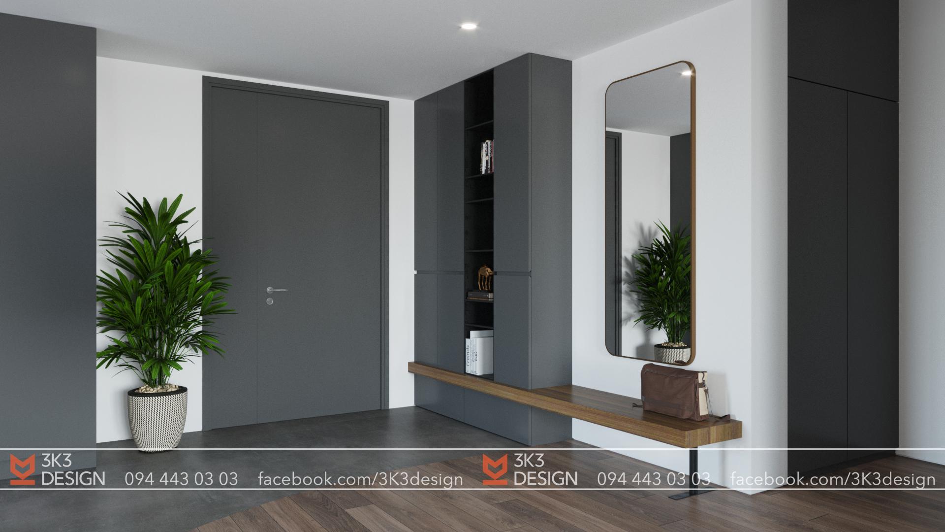 thiết kế nội thất chung cư tại Hà Nội VIMECO APARTMENT 9 1565080502