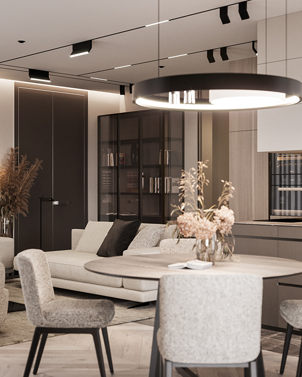 Thiết kế nội thất Chung Cư tại Quảng Ninh Nhà bác Hoa - Quảng Ninh 1629181865 0