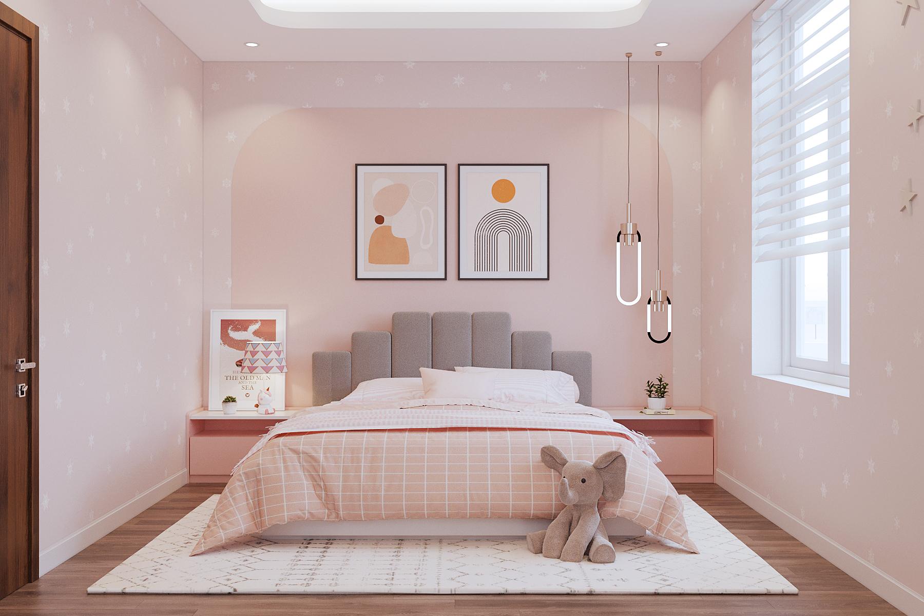 Thiết kế nội thất Nhà tại Quảng Ninh nhà lô anh Hiếu Uông Bí 1627033784 6