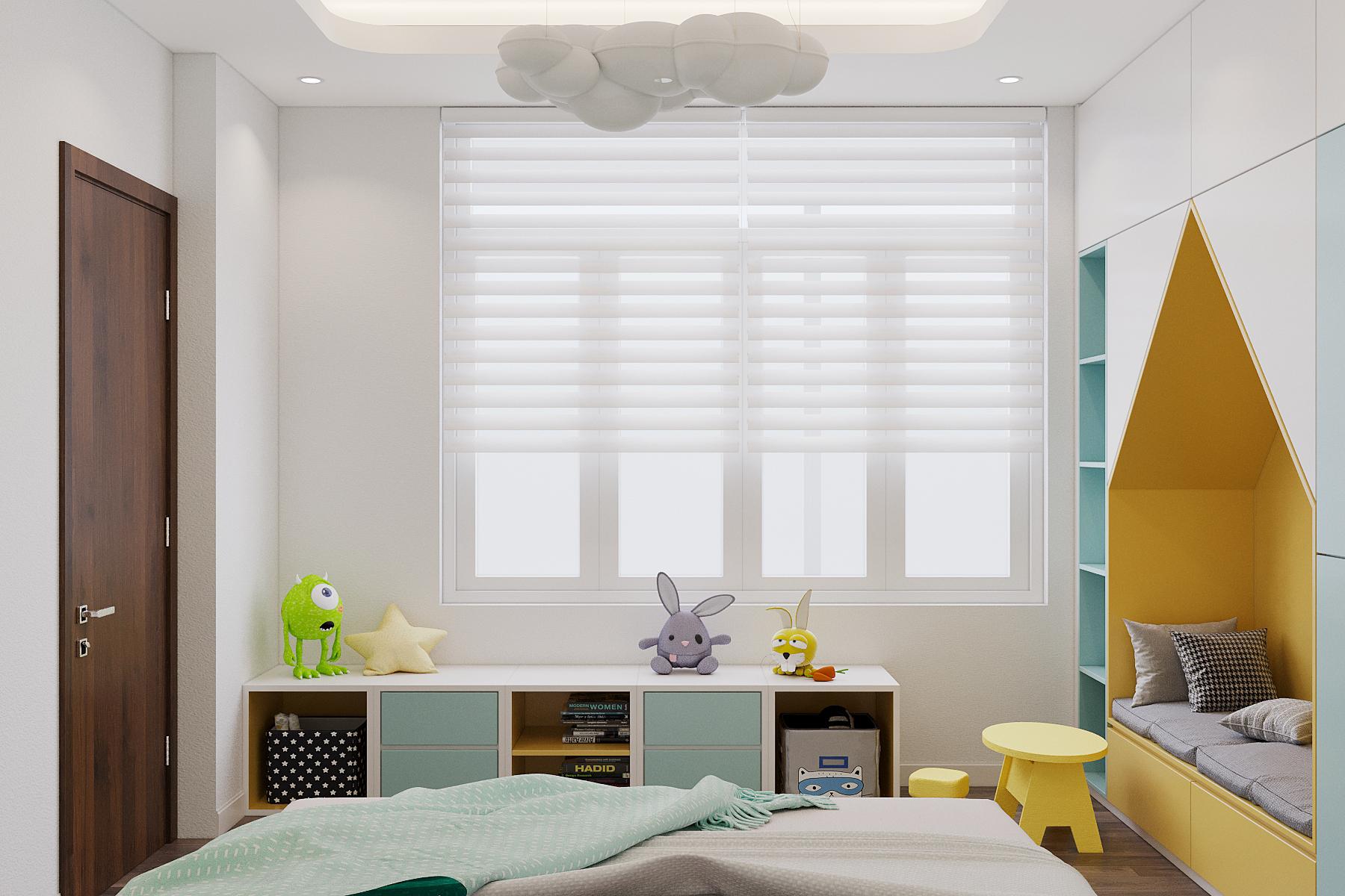 Thiết kế nội thất Nhà tại Quảng Ninh nhà lô anh Hiếu Uông Bí 1627033785 11