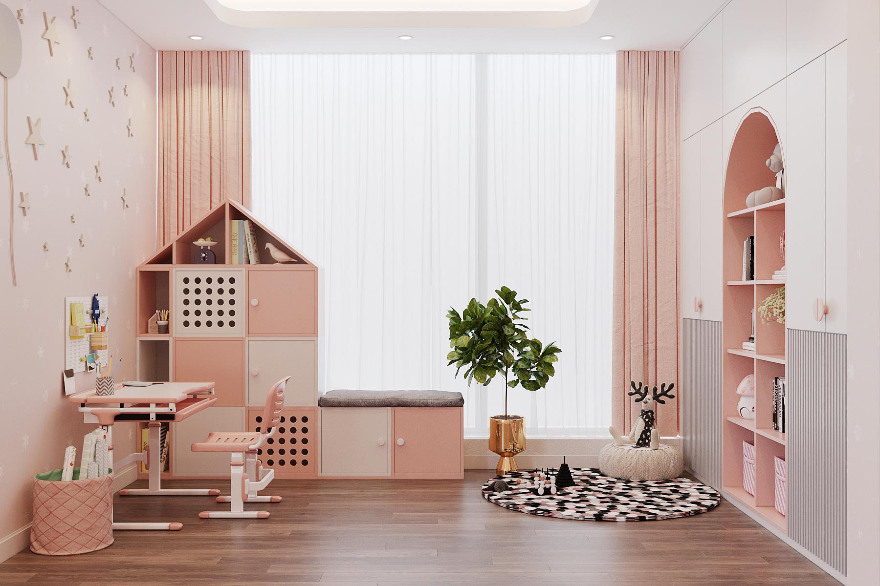 Thiết kế nội thất Nhà tại Quảng Ninh nhà lô anh Hiếu Uông Bí 1627033785 7