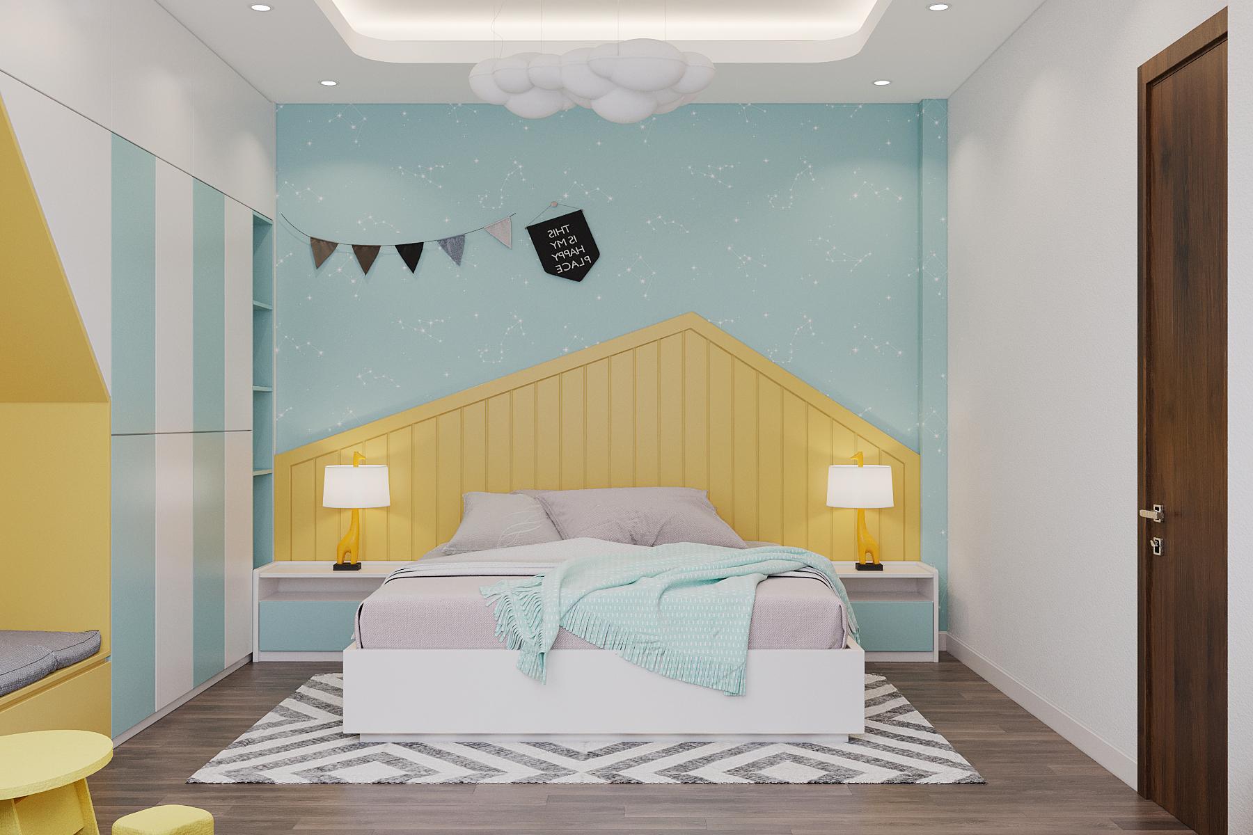 Thiết kế nội thất Nhà tại Quảng Ninh nhà lô anh Hiếu Uông Bí 1627033785 9