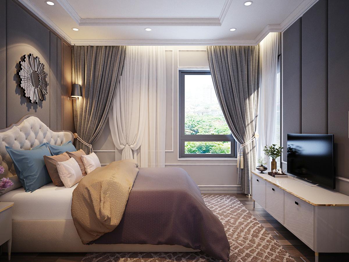 thiết kế nội thất Biệt Thự tại Hồ Chí Minh Biệt Thự Chị Thu 14 1550734333