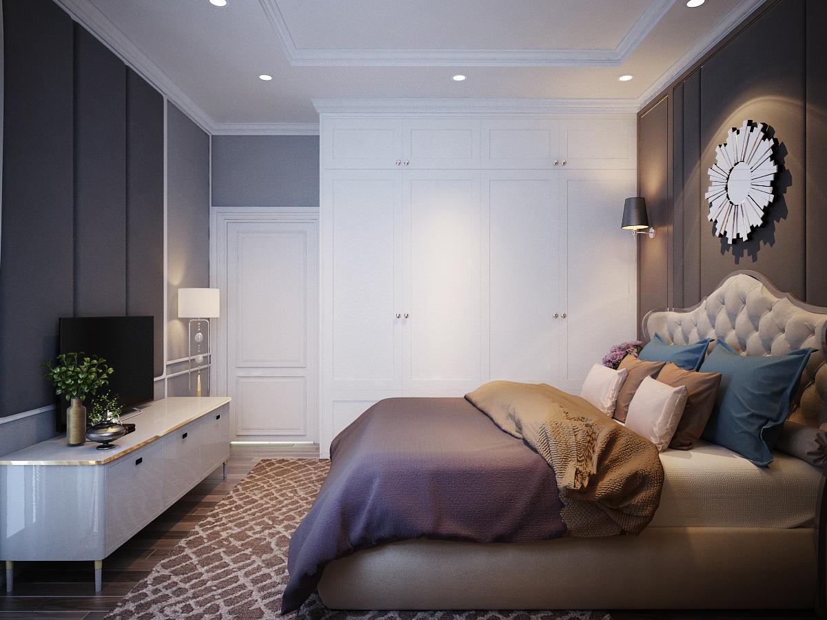 thiết kế nội thất Biệt Thự tại Hồ Chí Minh Biệt Thự Chị Thu 15 1550734334