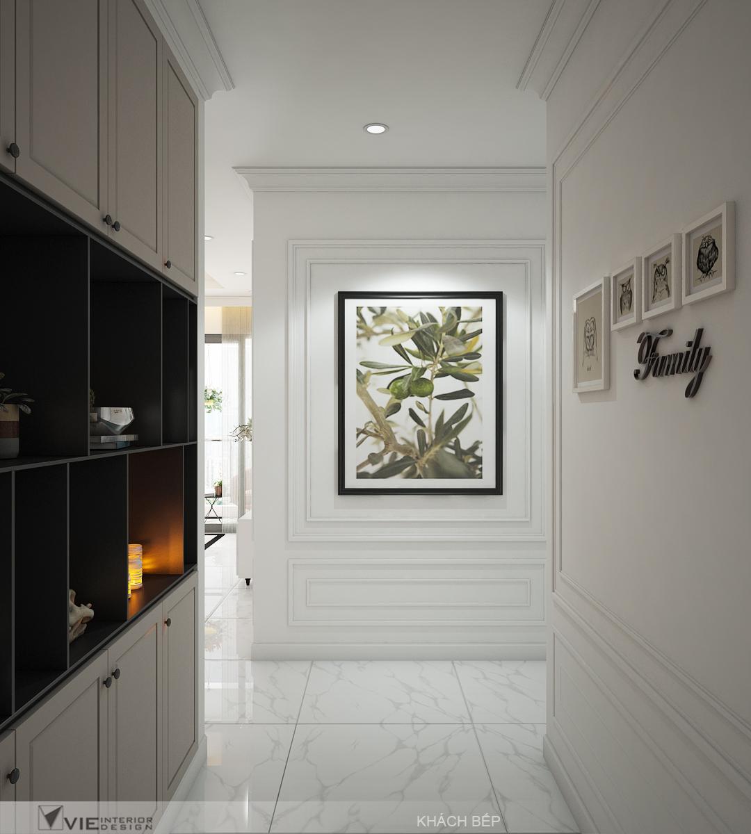 thiết kế nội thất chung cư tại Hồ Chí Minh Chi Phung_KINGTON-K18 11 1562641140