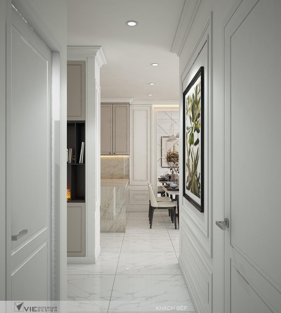 thiết kế nội thất chung cư tại Hồ Chí Minh Chi Phung_KINGTON-K18 12 1562641139