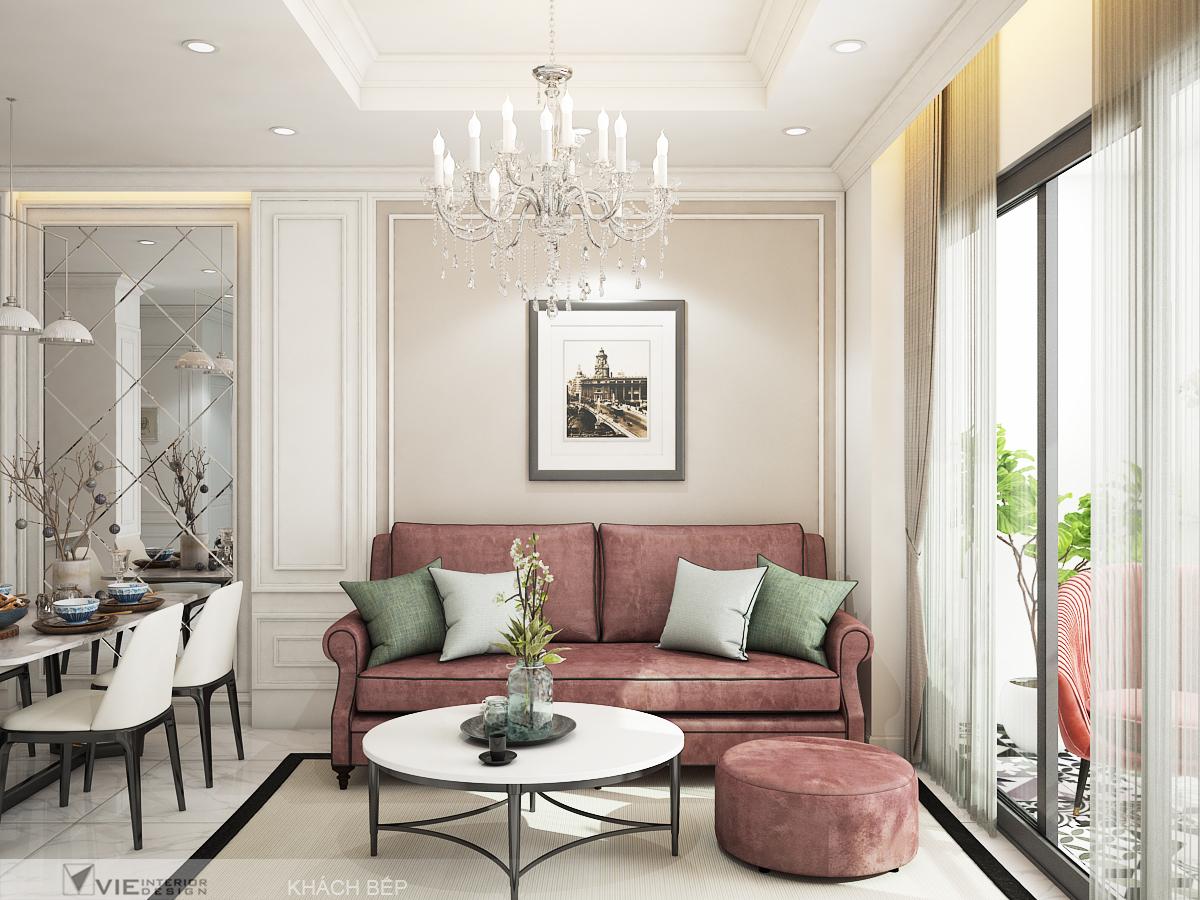 thiết kế nội thất chung cư tại Hồ Chí Minh Chi Phung_KINGTON-K18 13 1562641140