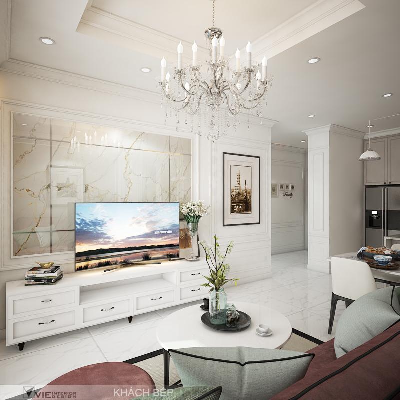 thiết kế nội thất chung cư tại Hồ Chí Minh Chi Phung_KINGTON-K18 15 1562641139
