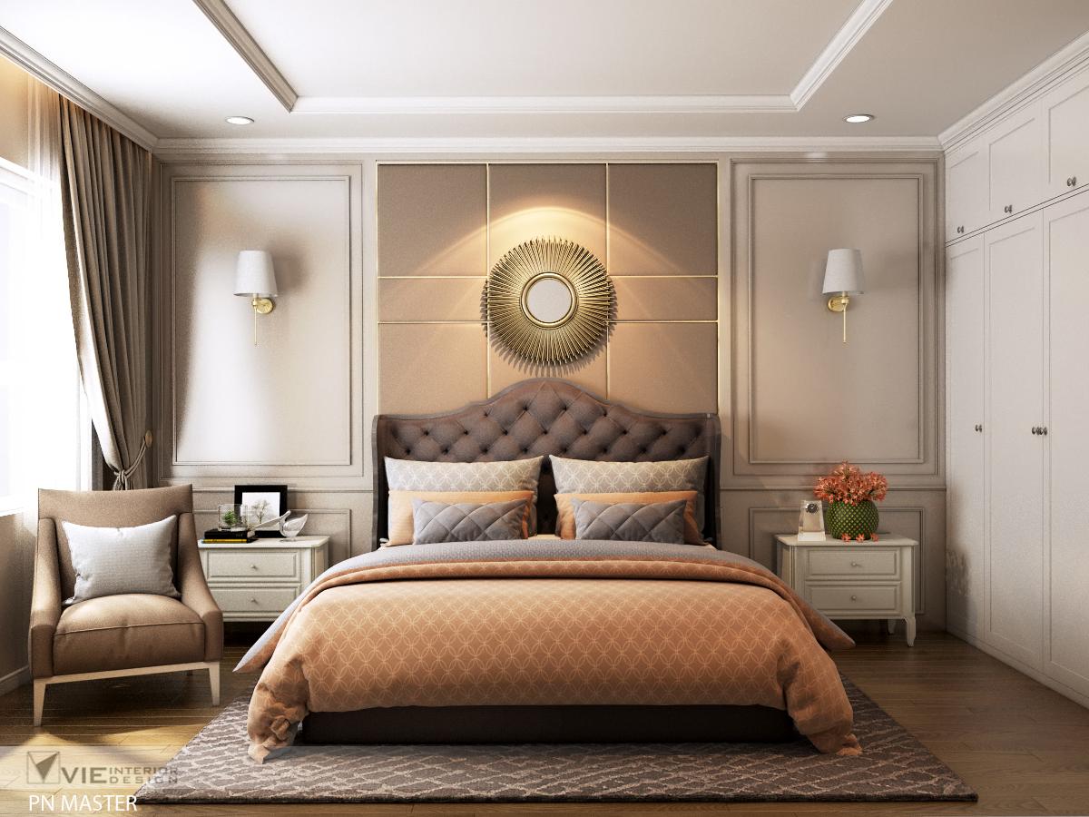thiết kế nội thất chung cư tại Hồ Chí Minh Chi Phung_KINGTON-K18 17 1562641141