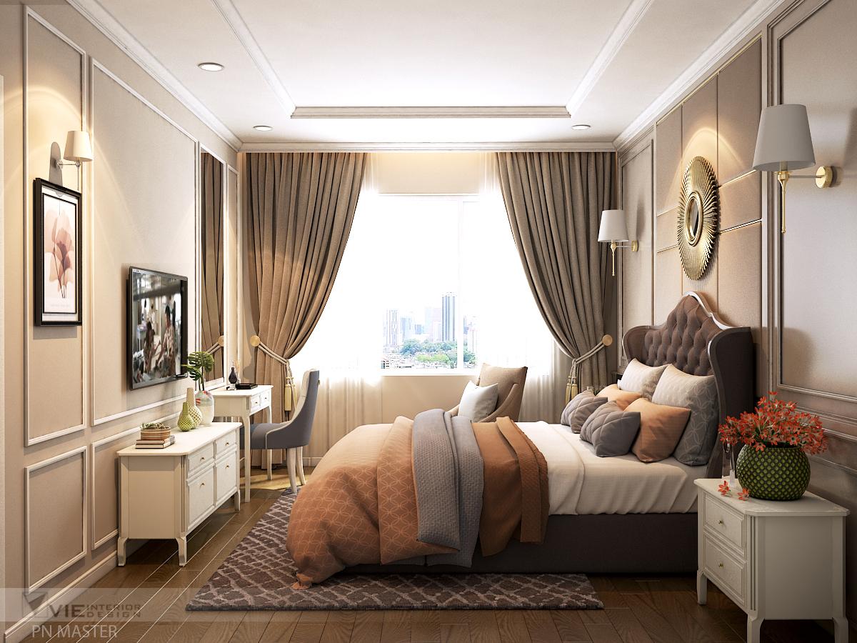 thiết kế nội thất chung cư tại Hồ Chí Minh Chi Phung_KINGTON-K18 18 1562641141